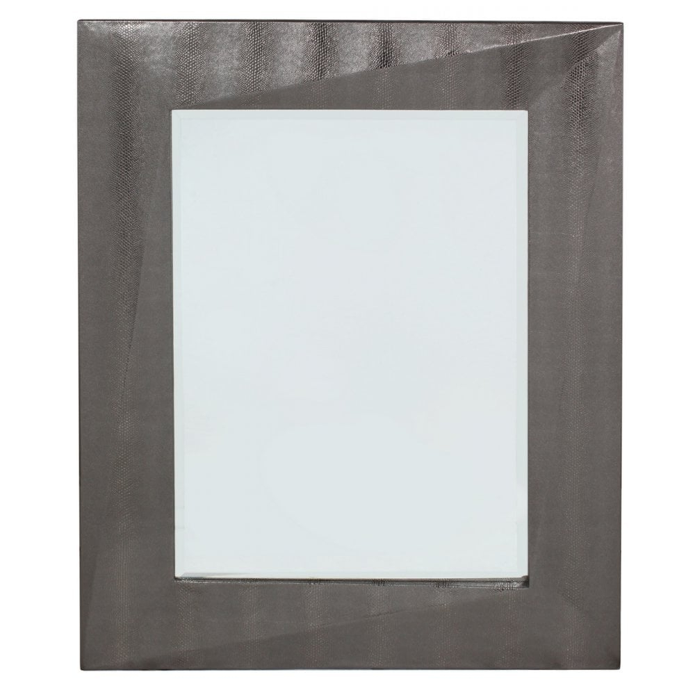 Lights2Go Pes002 Pewter Snake Pewter Snakeskin Wall Mirror With Regard To Current Pewter Wall Mirrors (View 7 of 20)