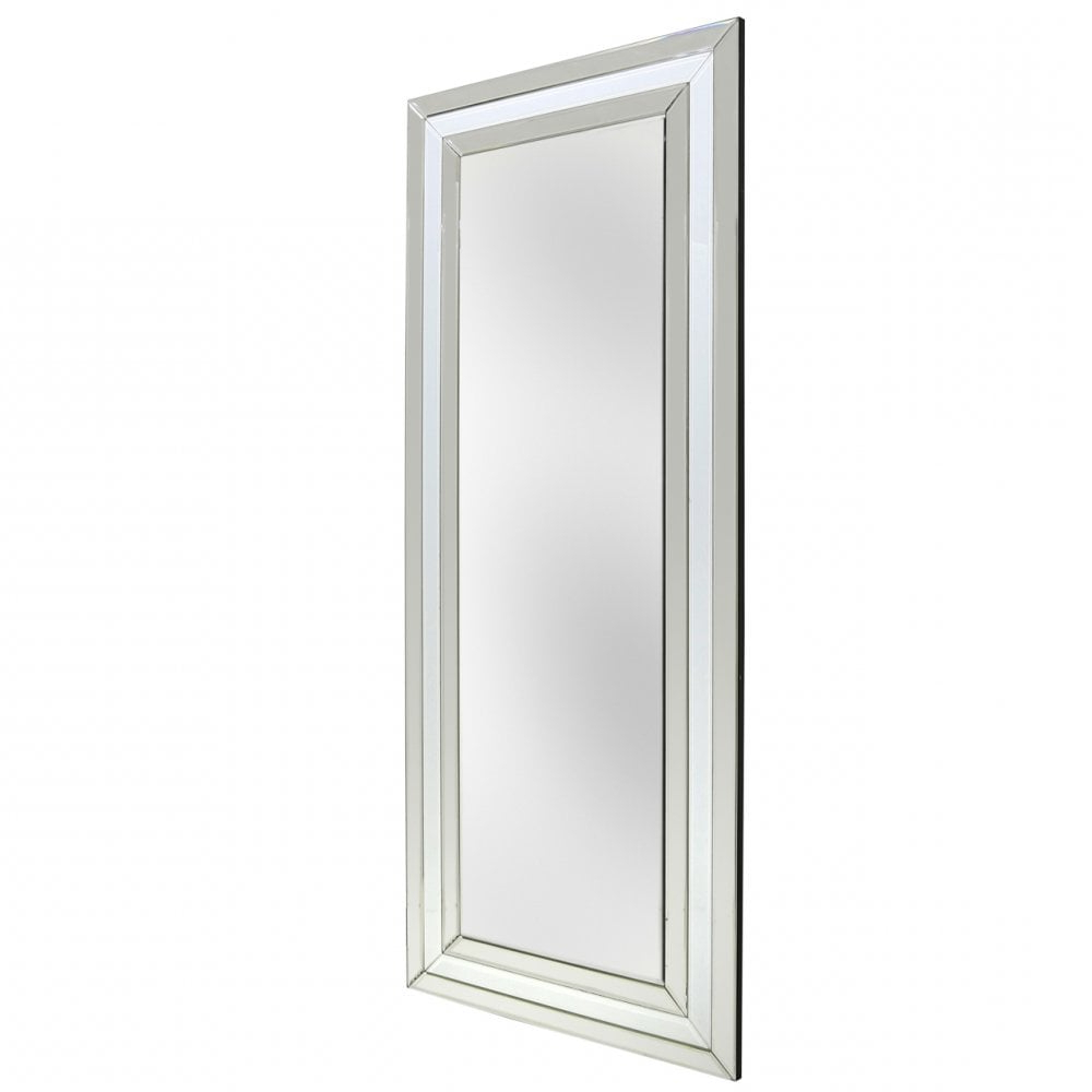 Lights2Go Wq025 White Queens Tall Wall Mirror With Regard To Favorite Tall Wall Mirrors (Gallery 10 of 20)
