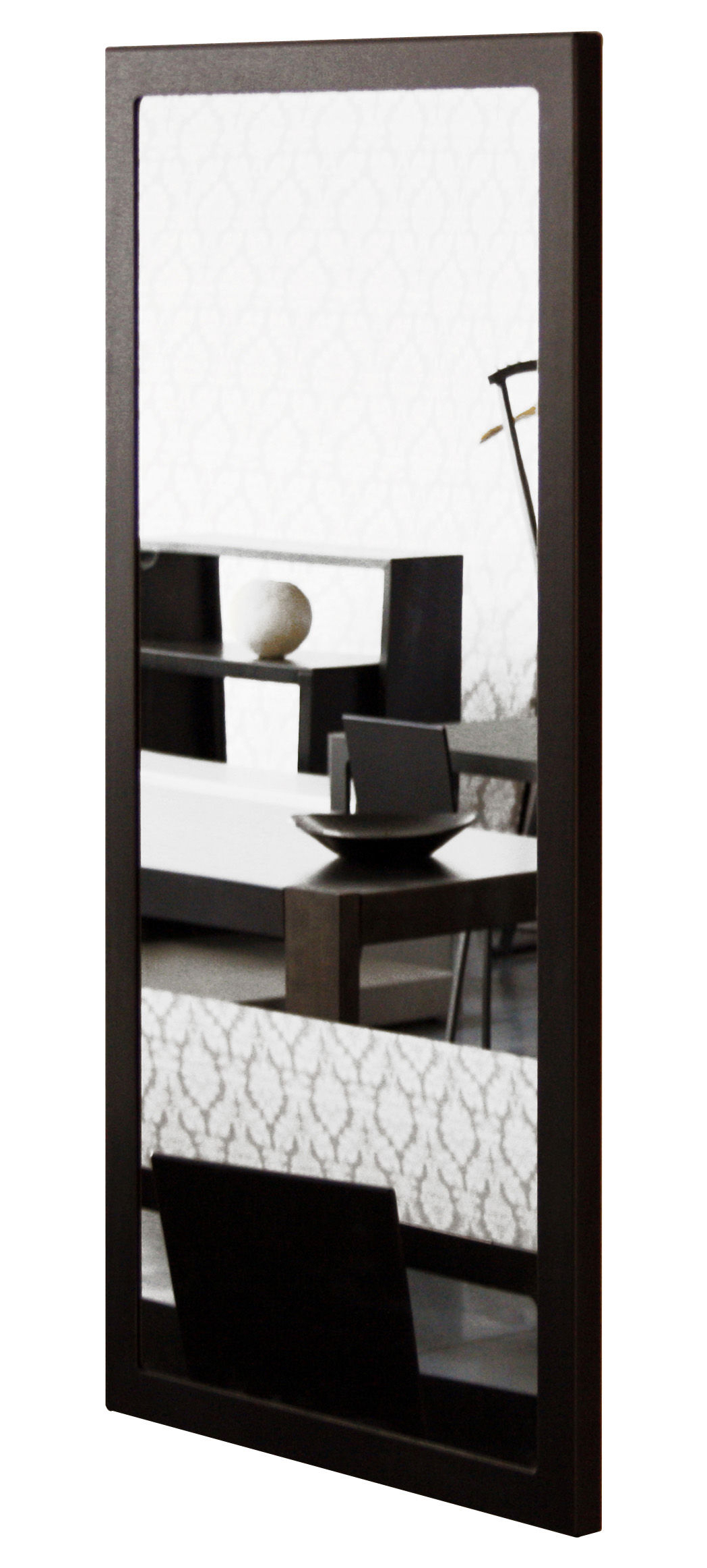 Little Frame Wall Mirror – 60 X 120 Cmzeus Inside Fashionable Black Framed Wall Mirrors (View 20 of 20)