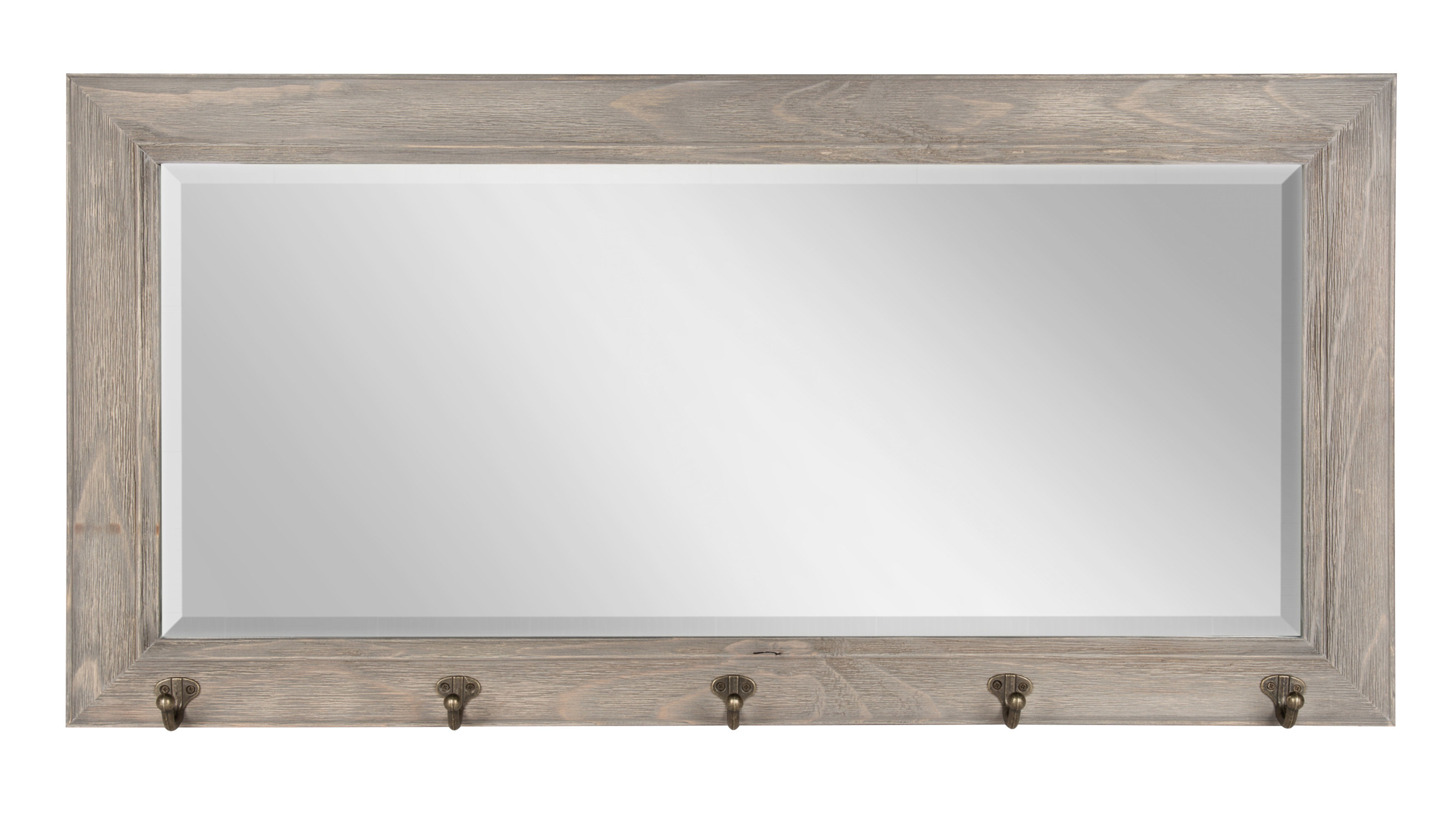 Longwood Rustic Beveled Accent Mirrors Throughout Newest Teo Pub Accent Mirror (Gallery 13 of 20)
