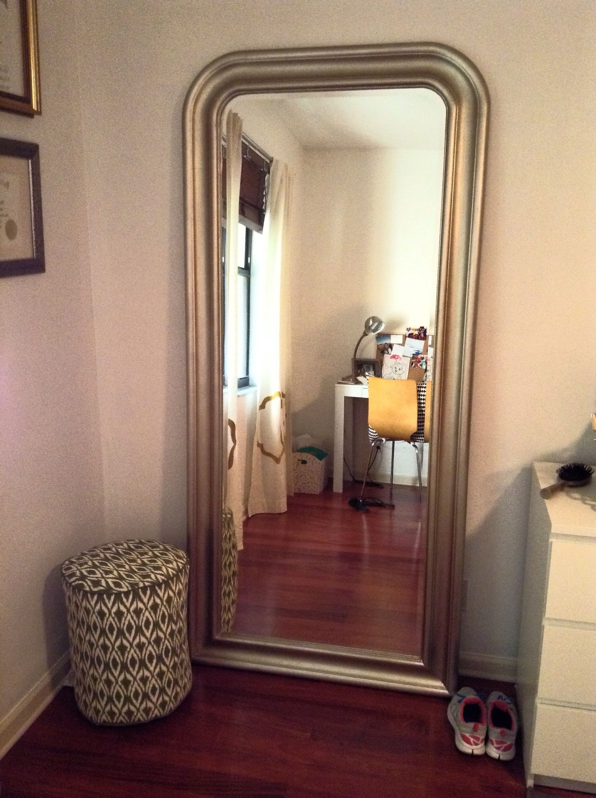 Love This Ikea Mirror! $99, Full Length (View 12 of 20)