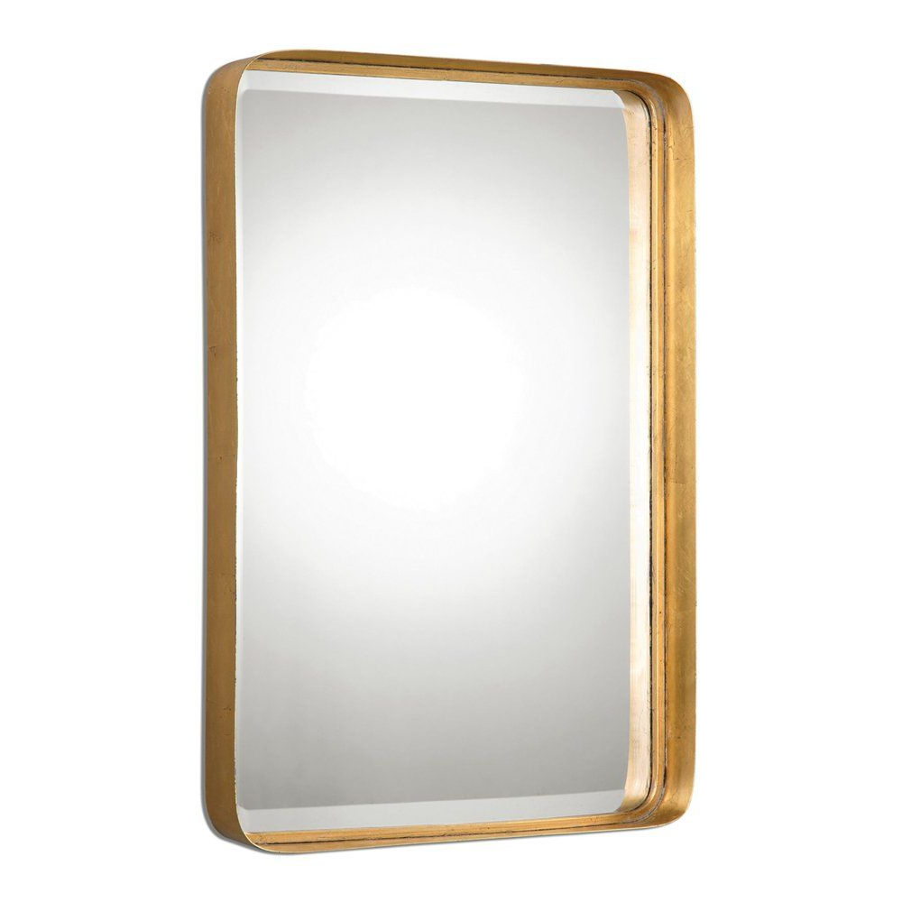 Lugo Rectangle Accent Mirrors Regarding Popular Shop Uttermost 13936 Crofton Decorative Mirror At Atg Stores. Browse (Gallery 10 of 20)
