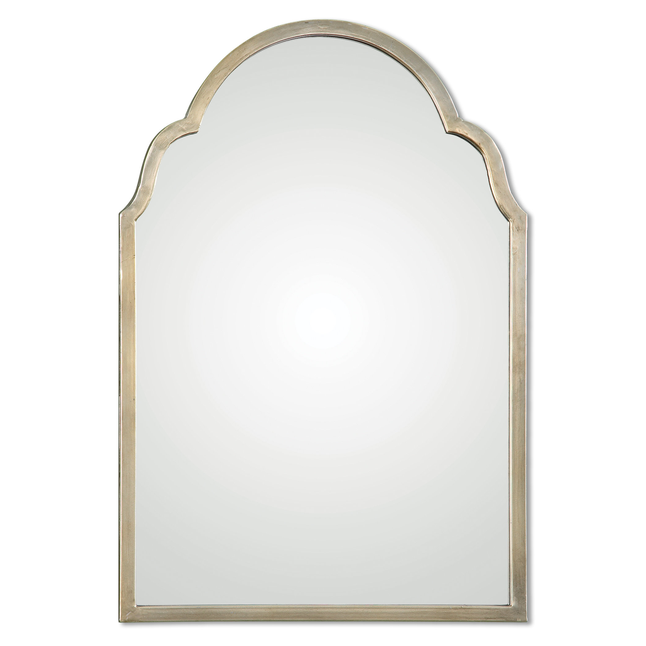 Luise Wall Mounted Rectangle Accent Mirror Design T In Current Moseley Accent Mirrors (Gallery 13 of 20)