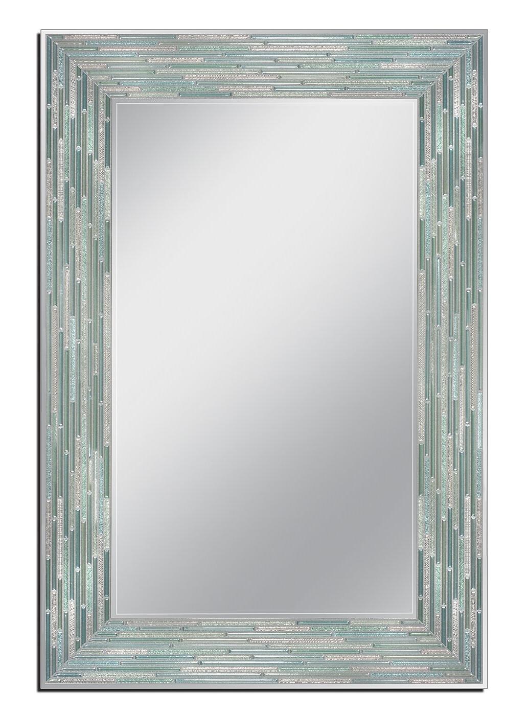 Macgregor Sea Glass Rustic Venetian Wall Mirror In Recent Venetian Wall Mirrors (View 10 of 20)