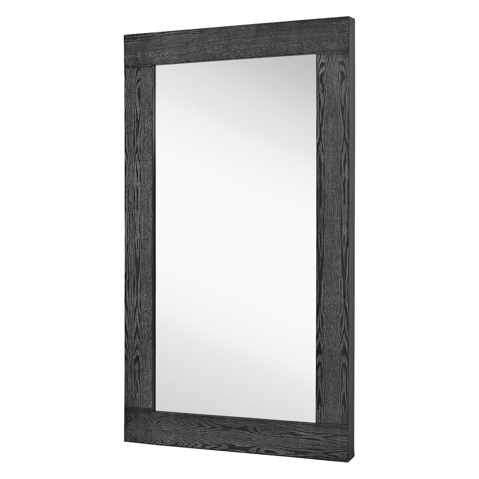 Majestic Oversized Modern Rectangular Wall Mirror Panel (View 5 of 20)