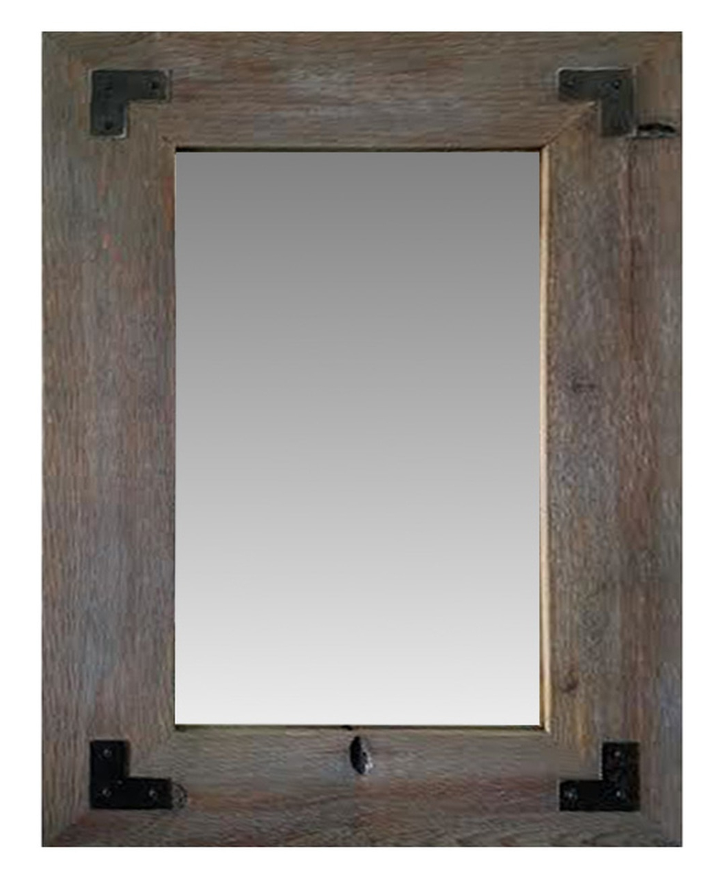 Massive Wall Mirrors Pertaining To Favorite Rustic Mirrors (View 9 of 20)