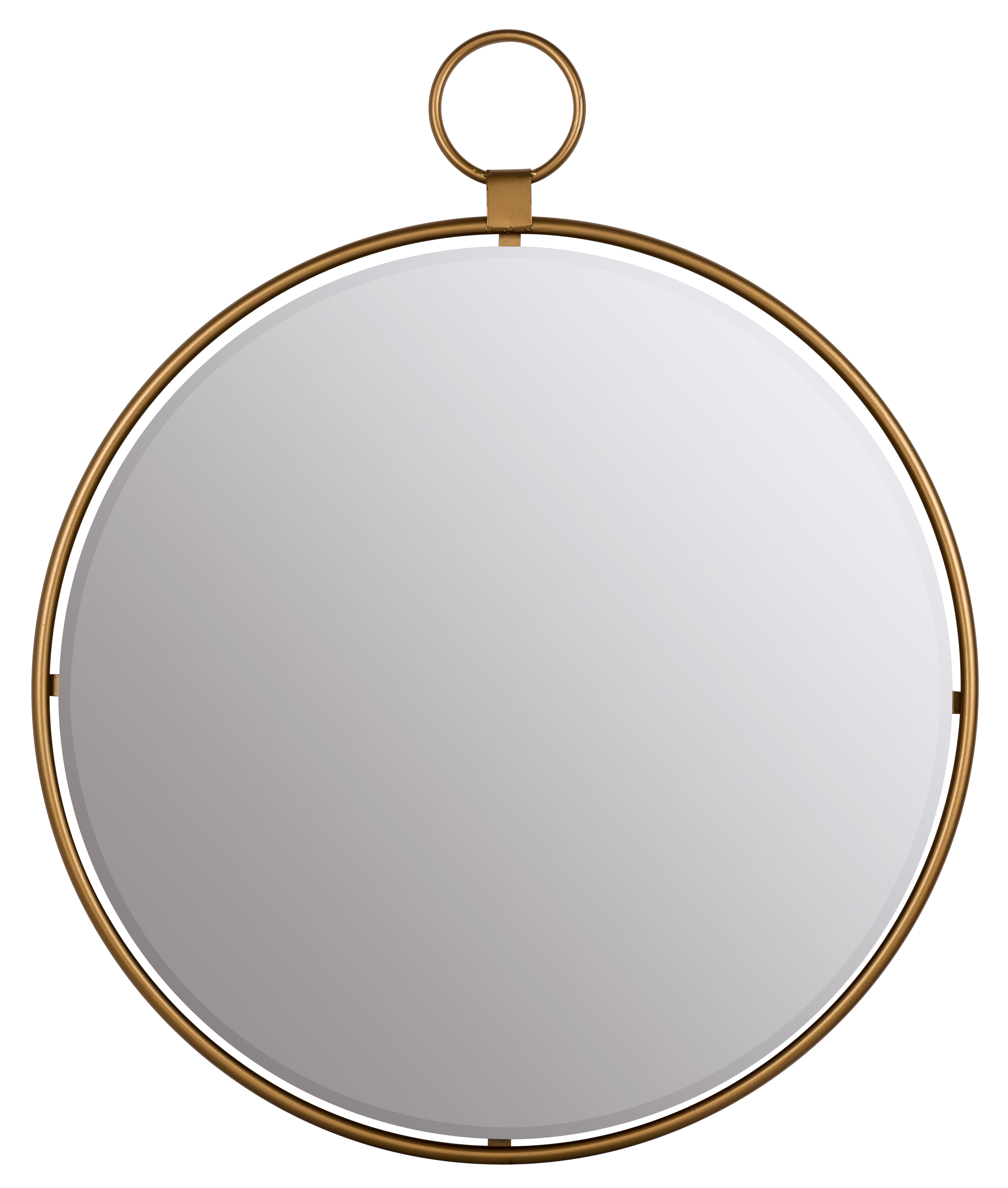 Matthias Round Accent Mirror Intended For Current Kinley Accent Mirrors (View 15 of 20)