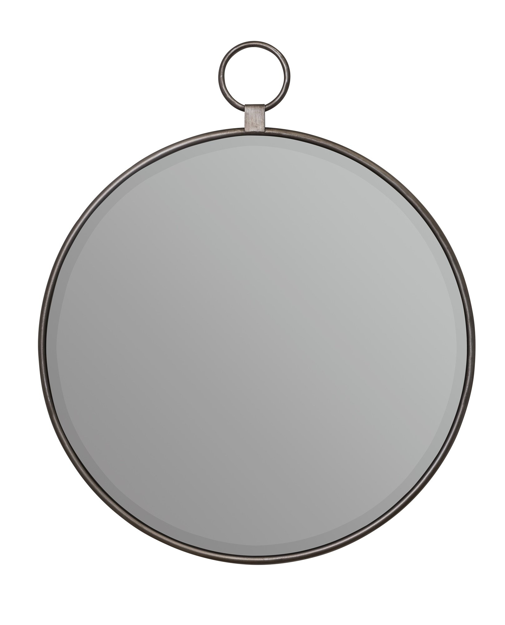 Matthias Round Accent Mirror Throughout Trendy Matthias Round Accent Mirrors (View 3 of 20)