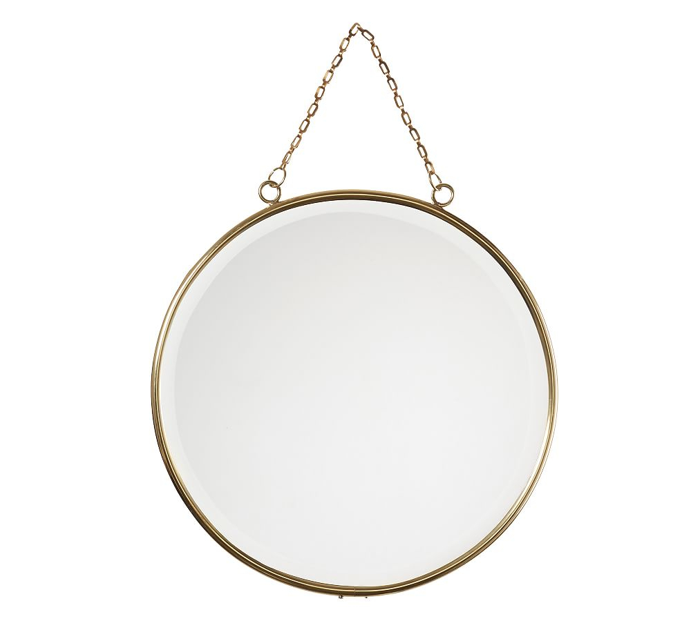 Matthias Round Accent Mirrors Inside Fashionable Hazel Mirrors In (View 12 of 20)