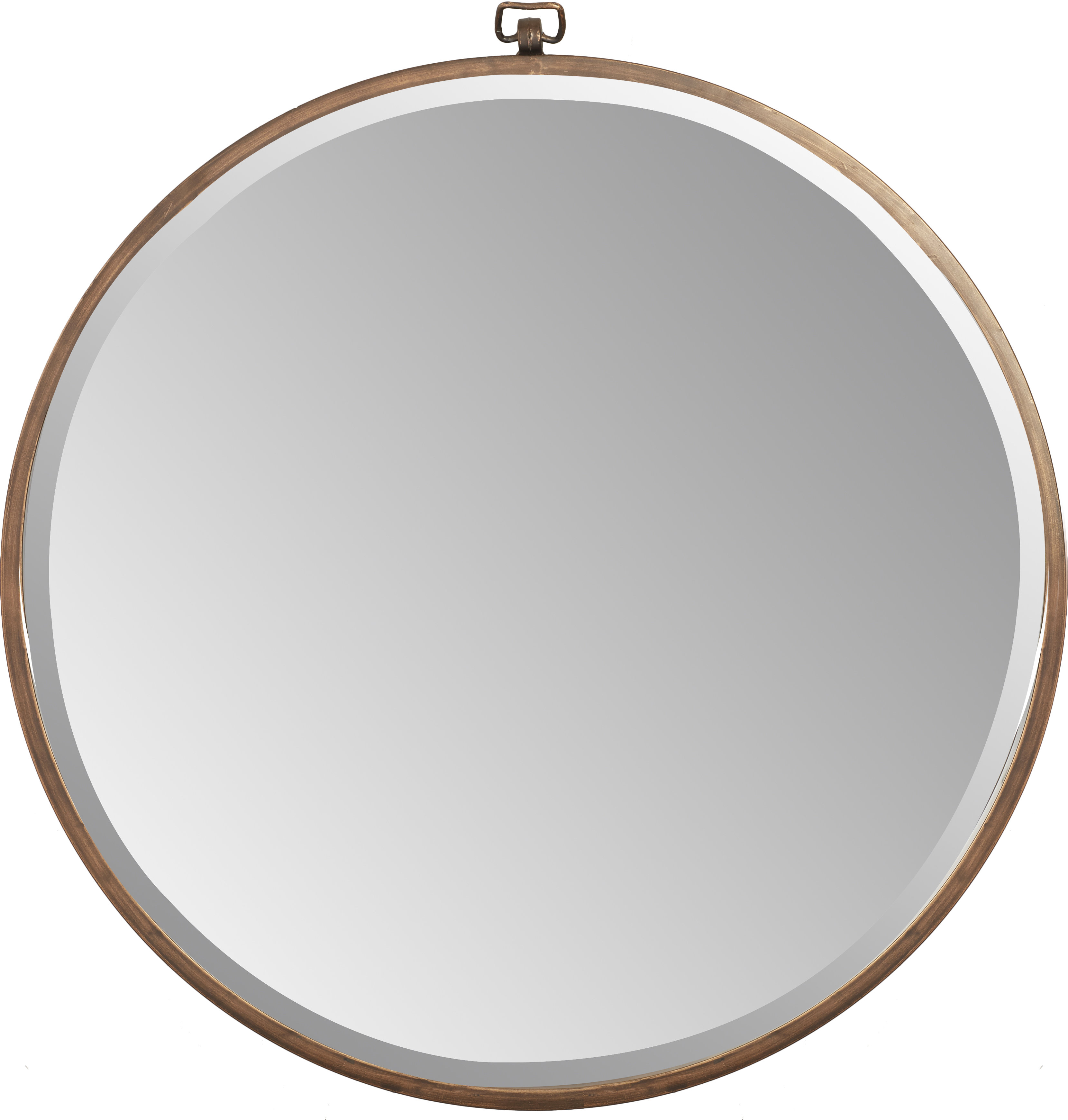 Matthias Round Accent Mirrors With Most Current Minerva Accent Mirror (View 11 of 20)
