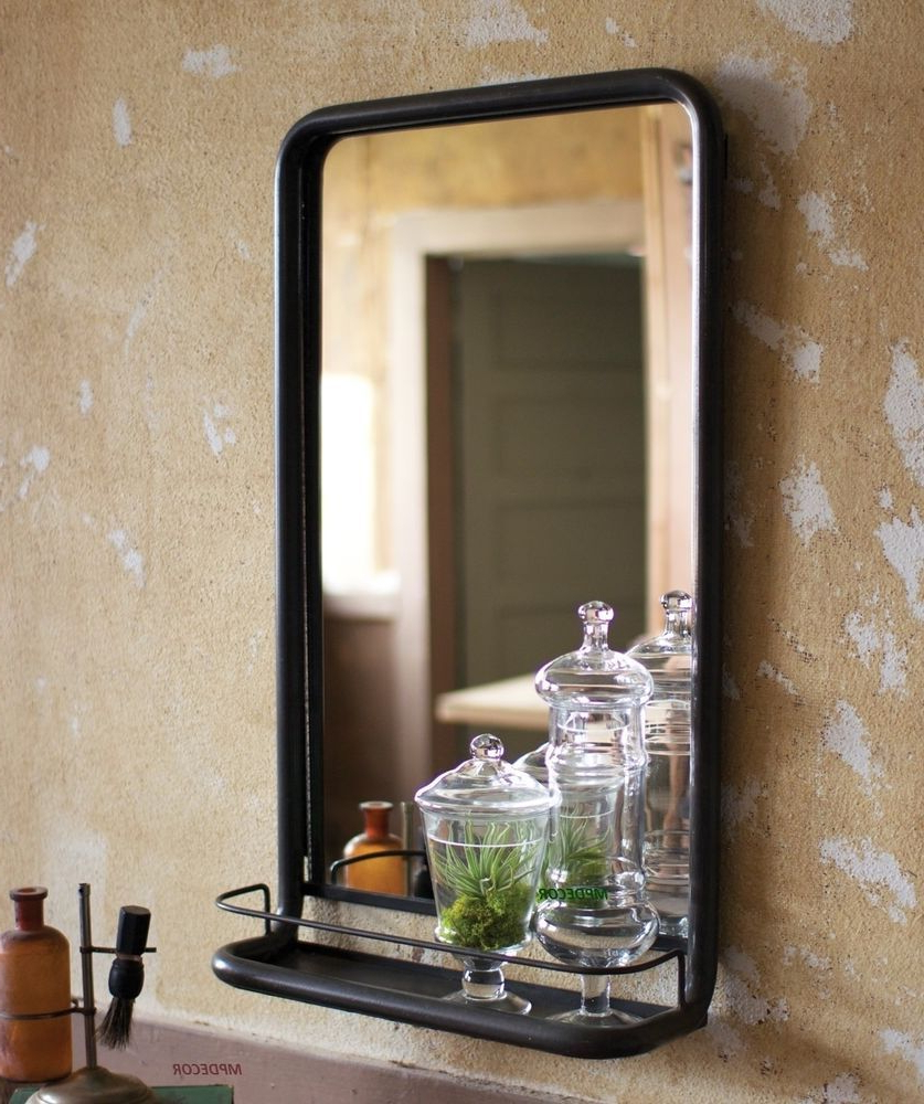 Featured Photo of Metal Frame Wall Mirrors