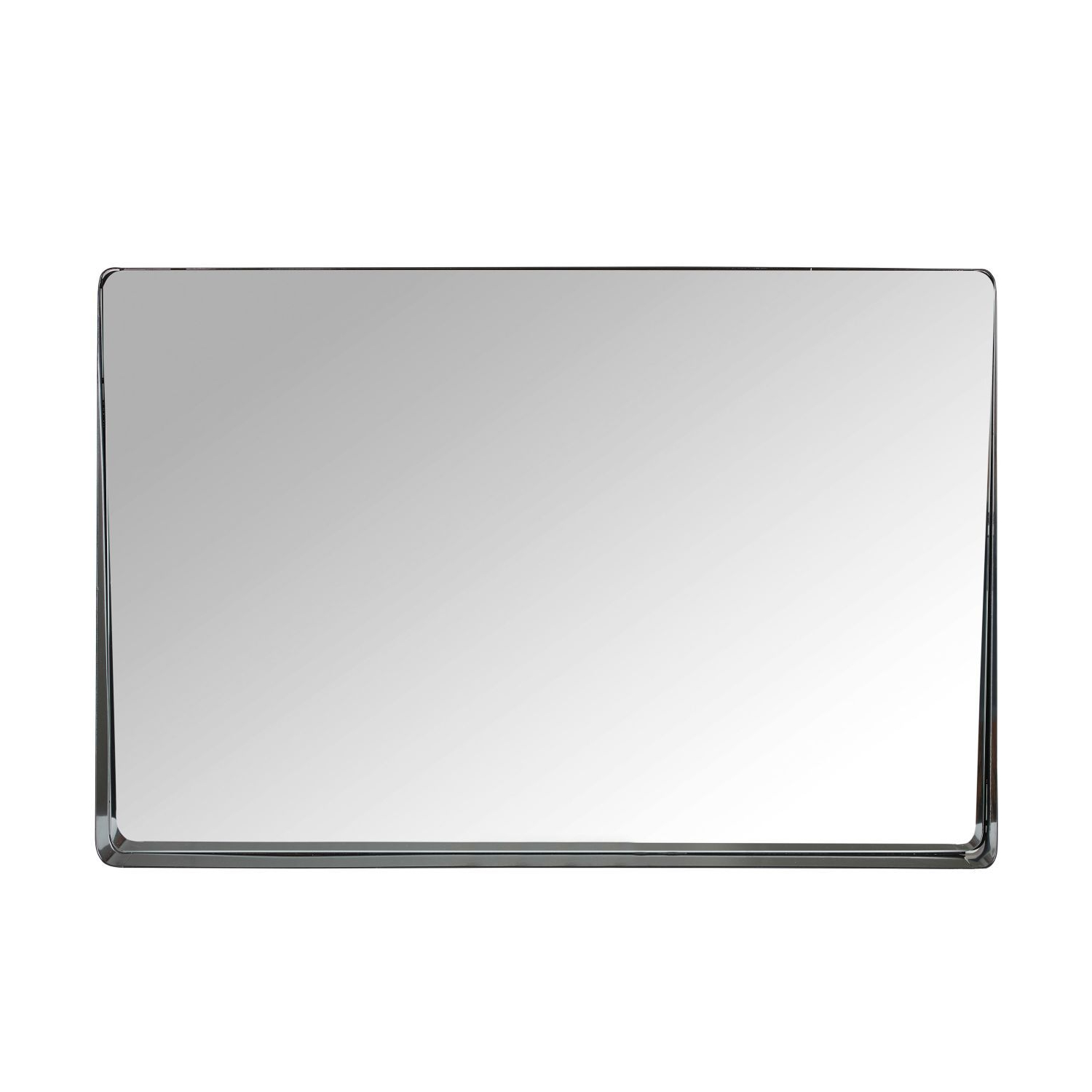 Metal Mirror, Mirror With Pertaining To Recent Newtown Accent Mirrors (View 9 of 20)