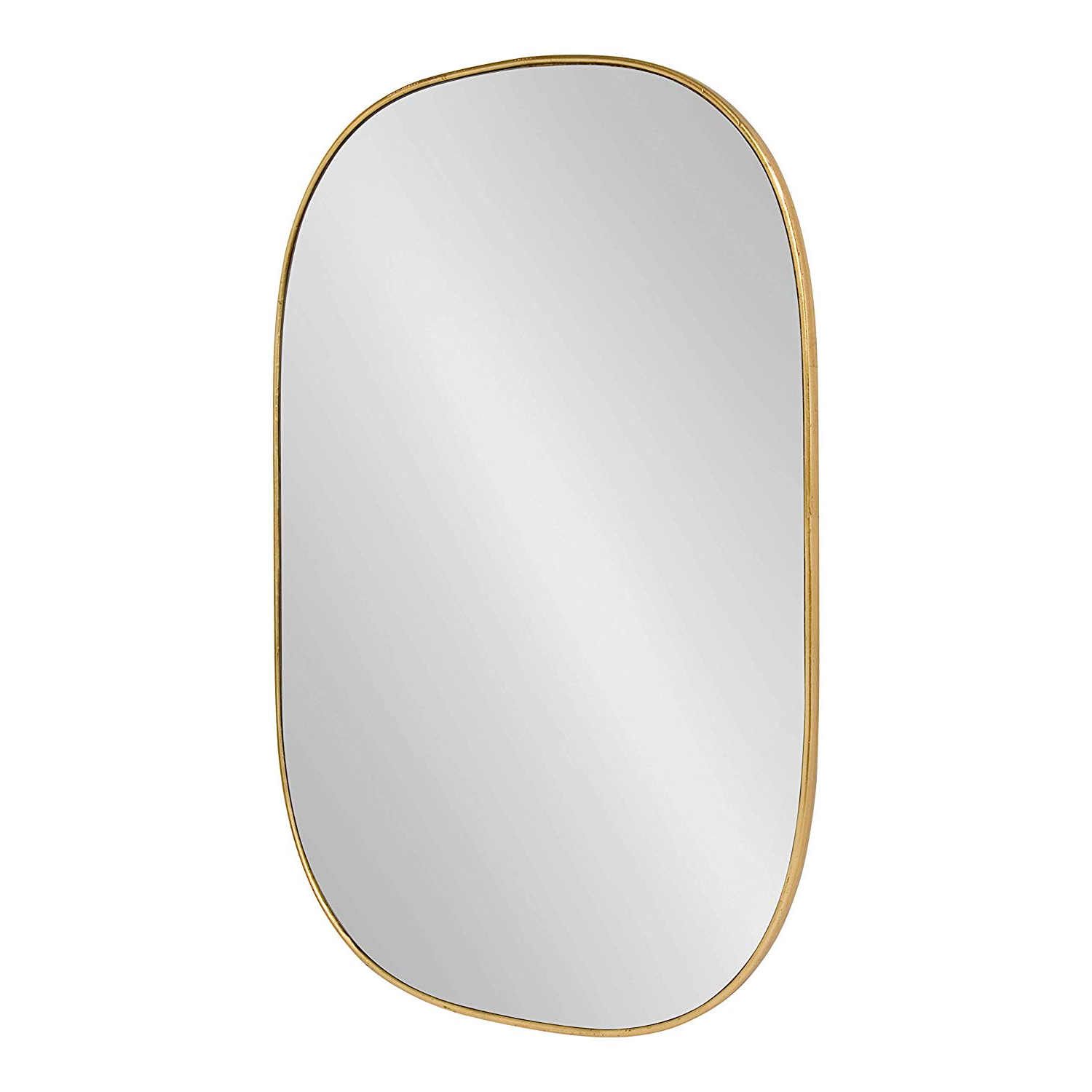 Mid Century Modern Wall Mirrors For Favorite Amazon: Kate And Laurel Caskill Decorative Mid Century (Gallery 18 of 20)