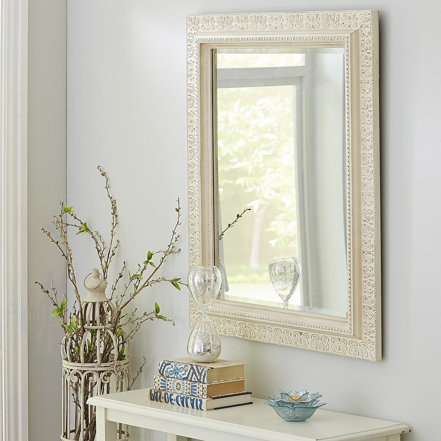 Mirror, Accent Decor, Emboss Throughout Widely Used Ulus Accent Mirrors (View 8 of 20)