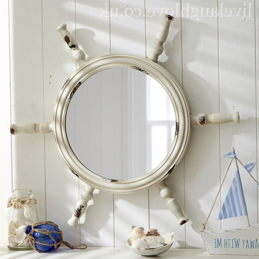 Featured Photo of Nautical Wall Mirrors
