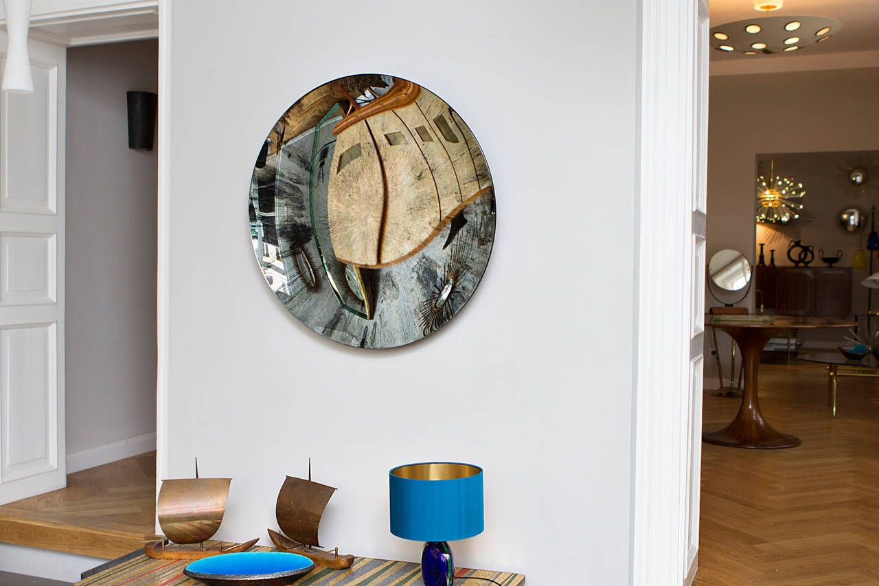 Mirror For Most Recent Concave Wall Mirrors (View 14 of 20)