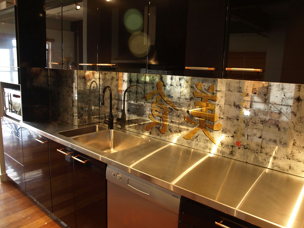 Mirror Panels For Kitchen Walls – Mirror Designs Pertaining To Well Known Kitchen Wall Mirrors (View 11 of 20)