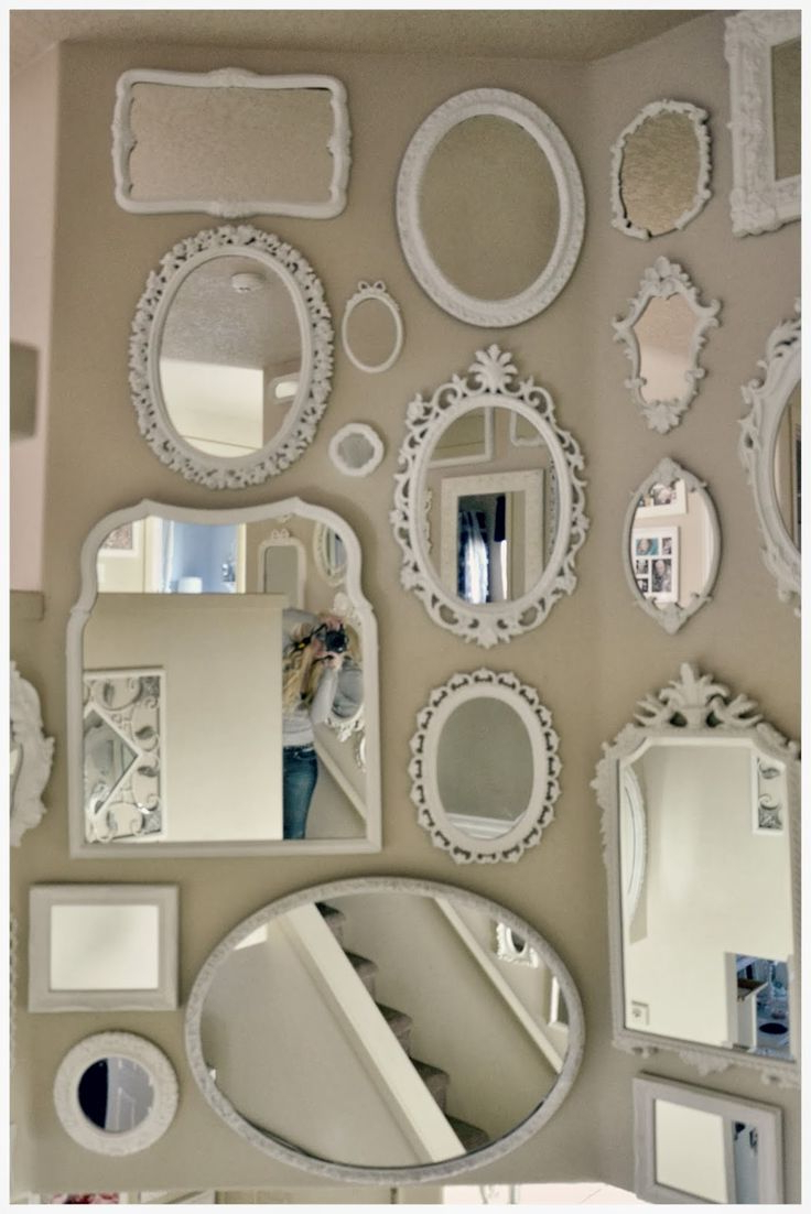 Mirror Small Antique Fascinating Oval Wall Mirrors Victorian Sets Pertaining To Most Current Small Antique Wall Mirrors (View 16 of 20)