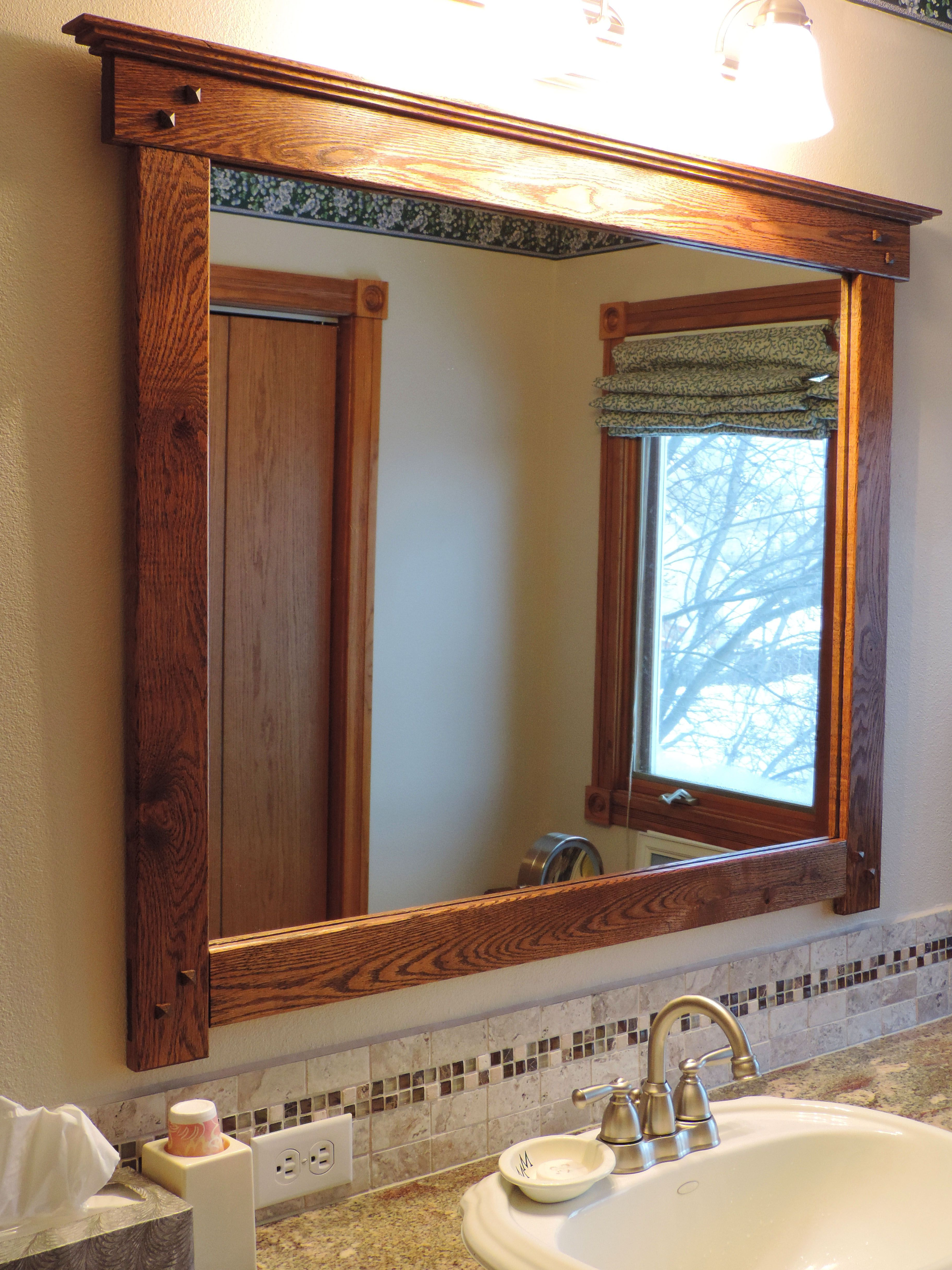 Featured Photo of Mission Style Wall Mirrors