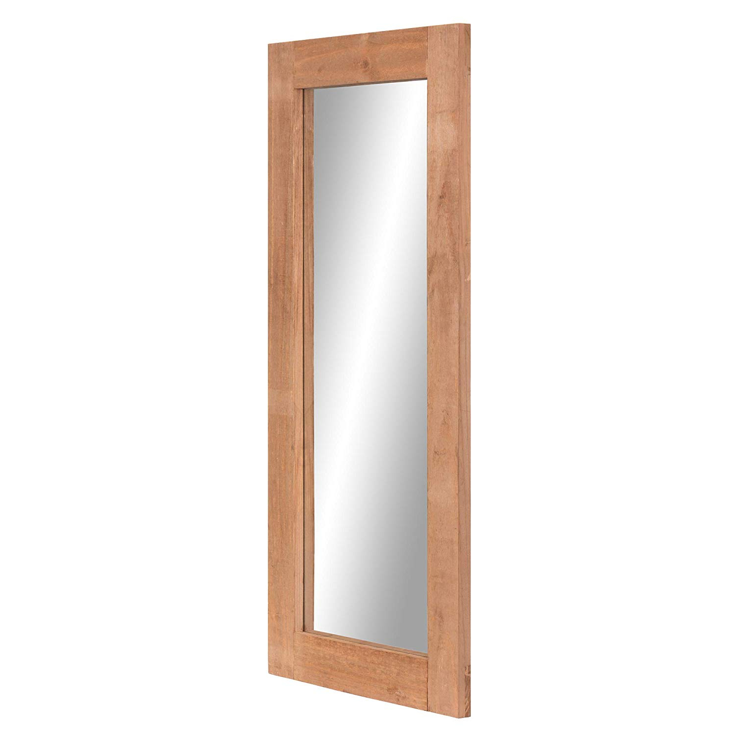 Mission Style Wall Mirrors For Newest Amazon: Patton Wall Decor 20X40 Modern Shaker Wood Wall (Gallery 19 of 20)