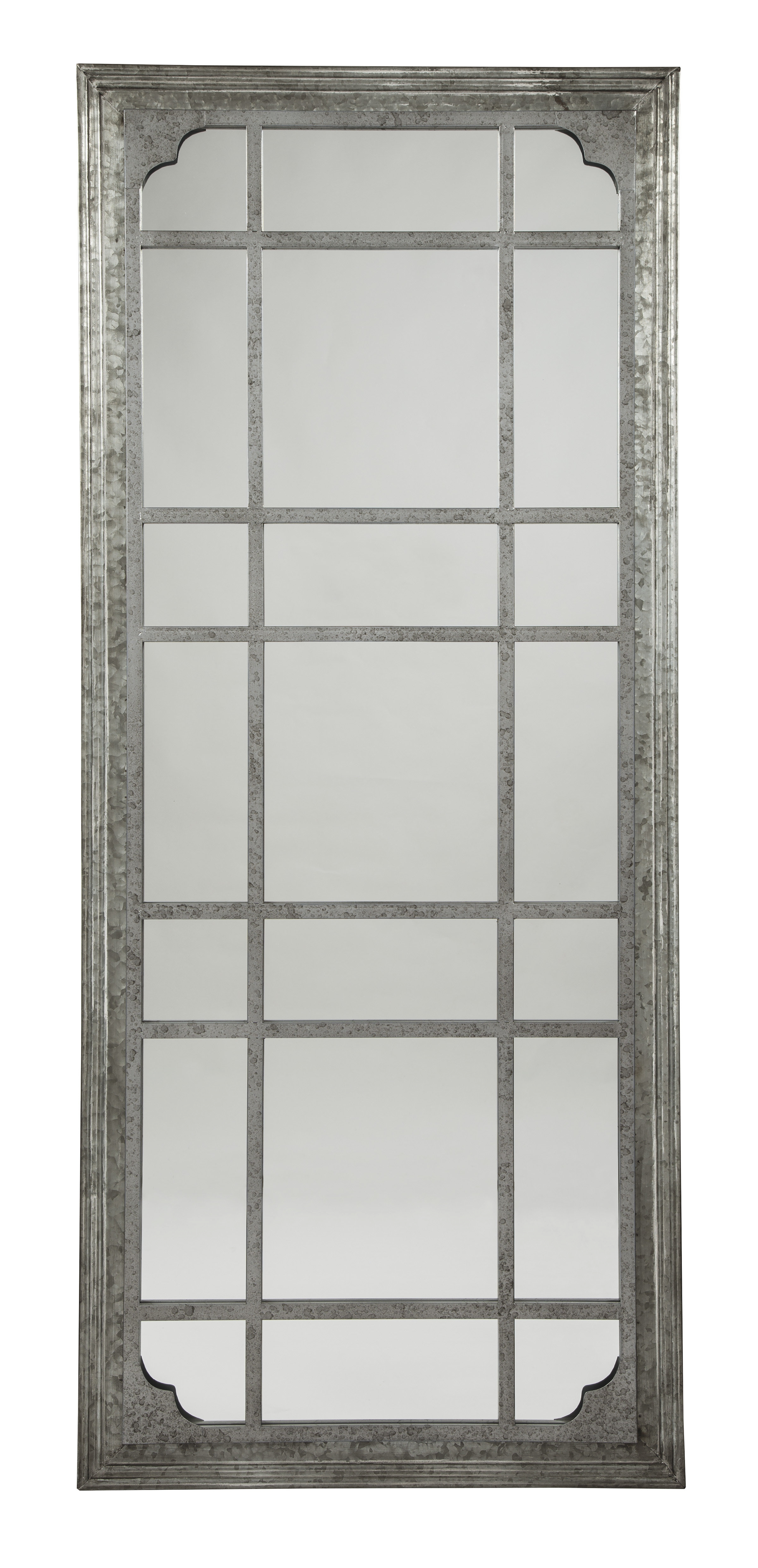 Mistana Nikhil Full Length Mirror With Famous 2 Piece Priscilla Square Traditional Beveled Distressed Accent Mirror Sets (Gallery 15 of 20)