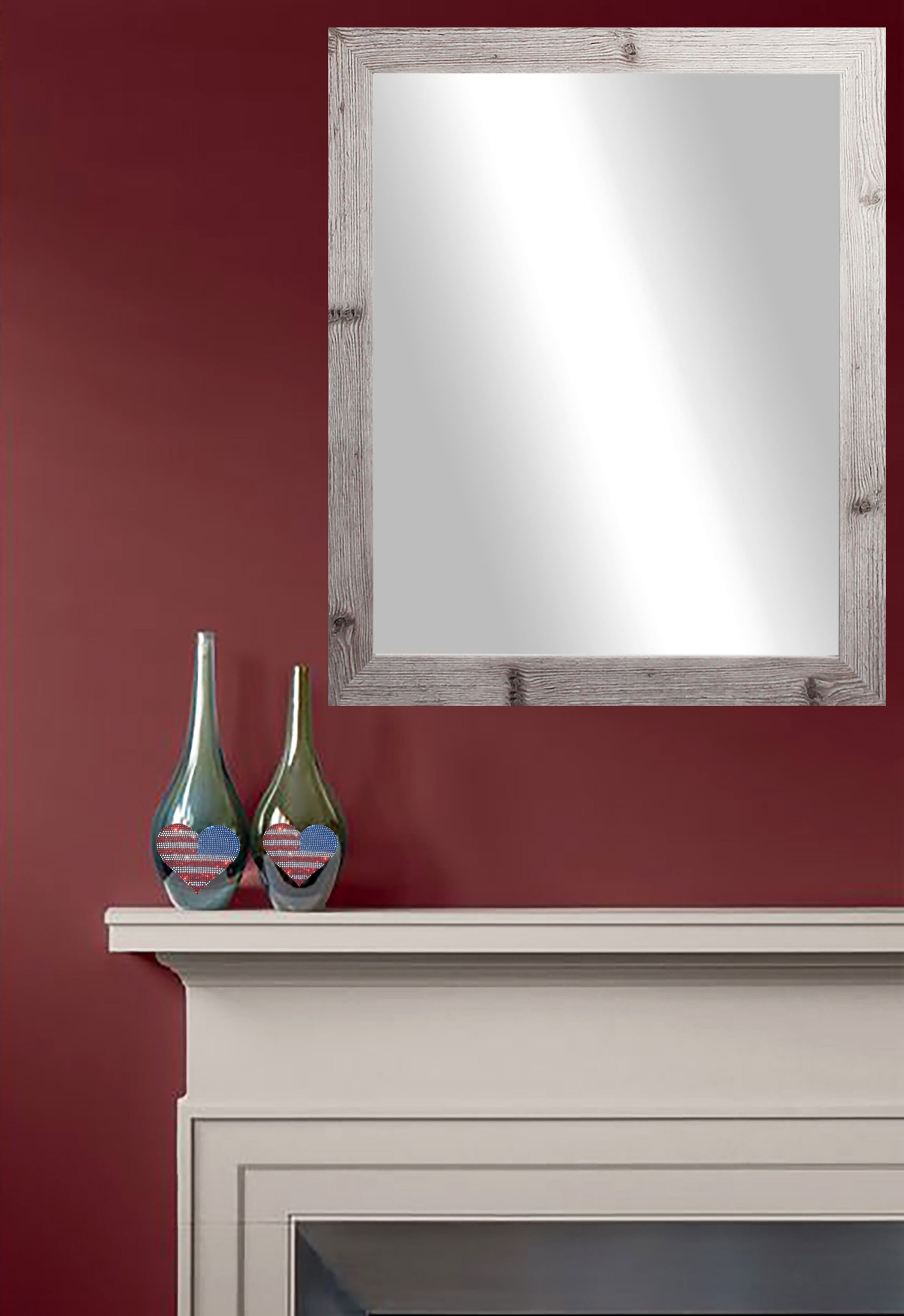 Modern & Contemporary Beveled Overmantel Mirrors Inside Well Liked Laurel Foundry Modern & Contemporary Accent Mirror (View 11 of 20)