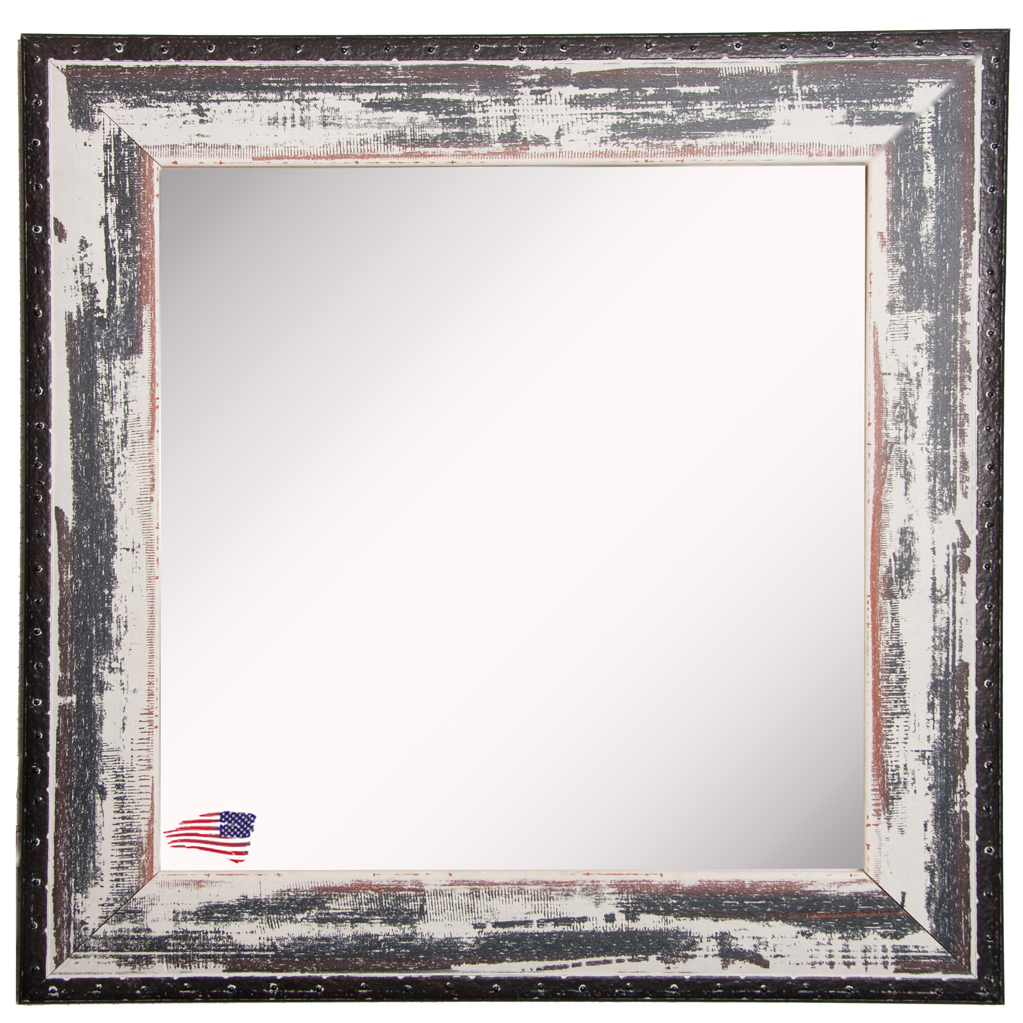 Modern & Contemporary Beveled Overmantel Mirrors Regarding Most Popular Terwood Modern & Contemporary Wall Mirror (View 13 of 20)