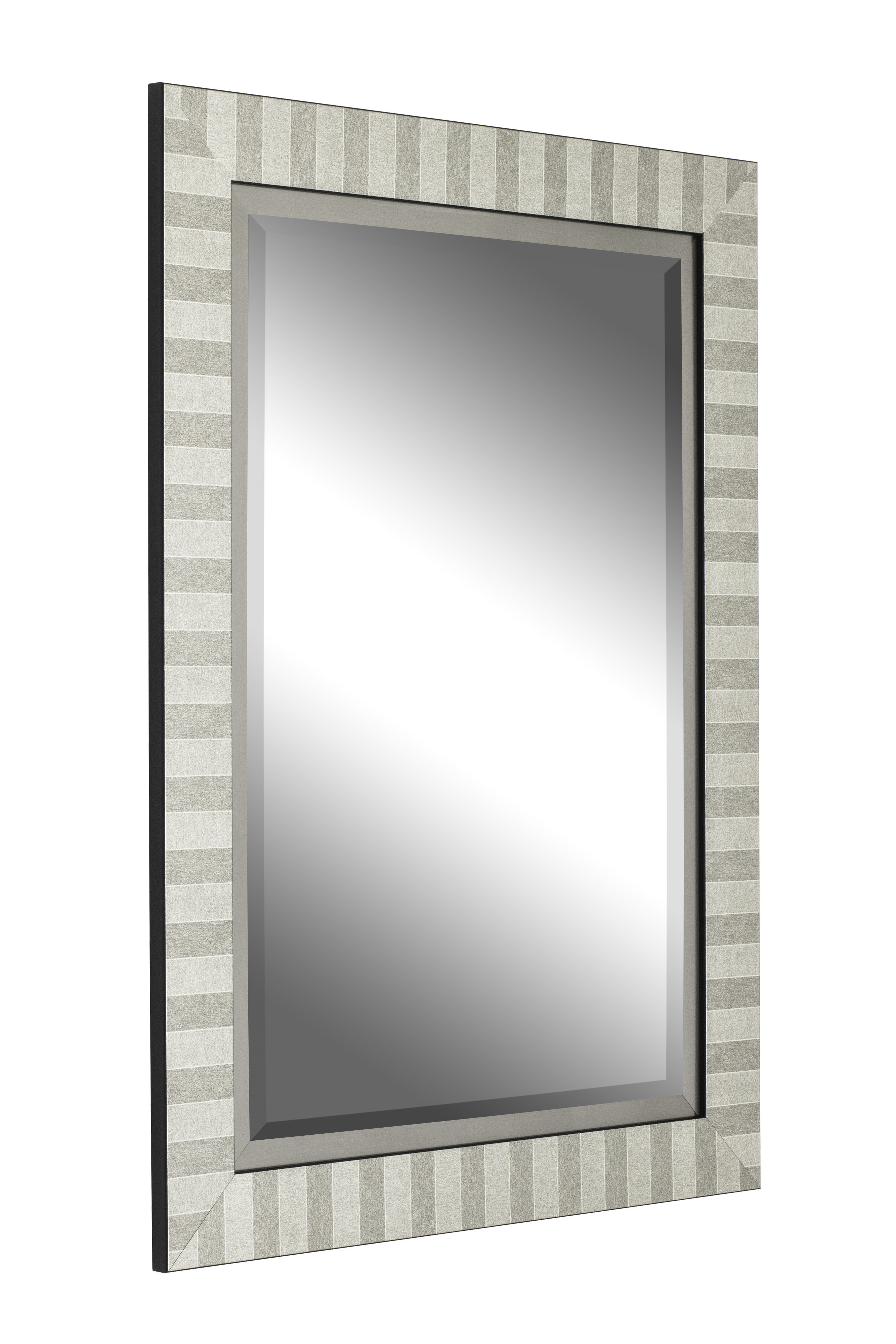 Modern & Contemporary Beveled Overmantel Mirrors Throughout 2020 Pagano Urban Modern & Contemporary Wall Mirror (View 14 of 20)