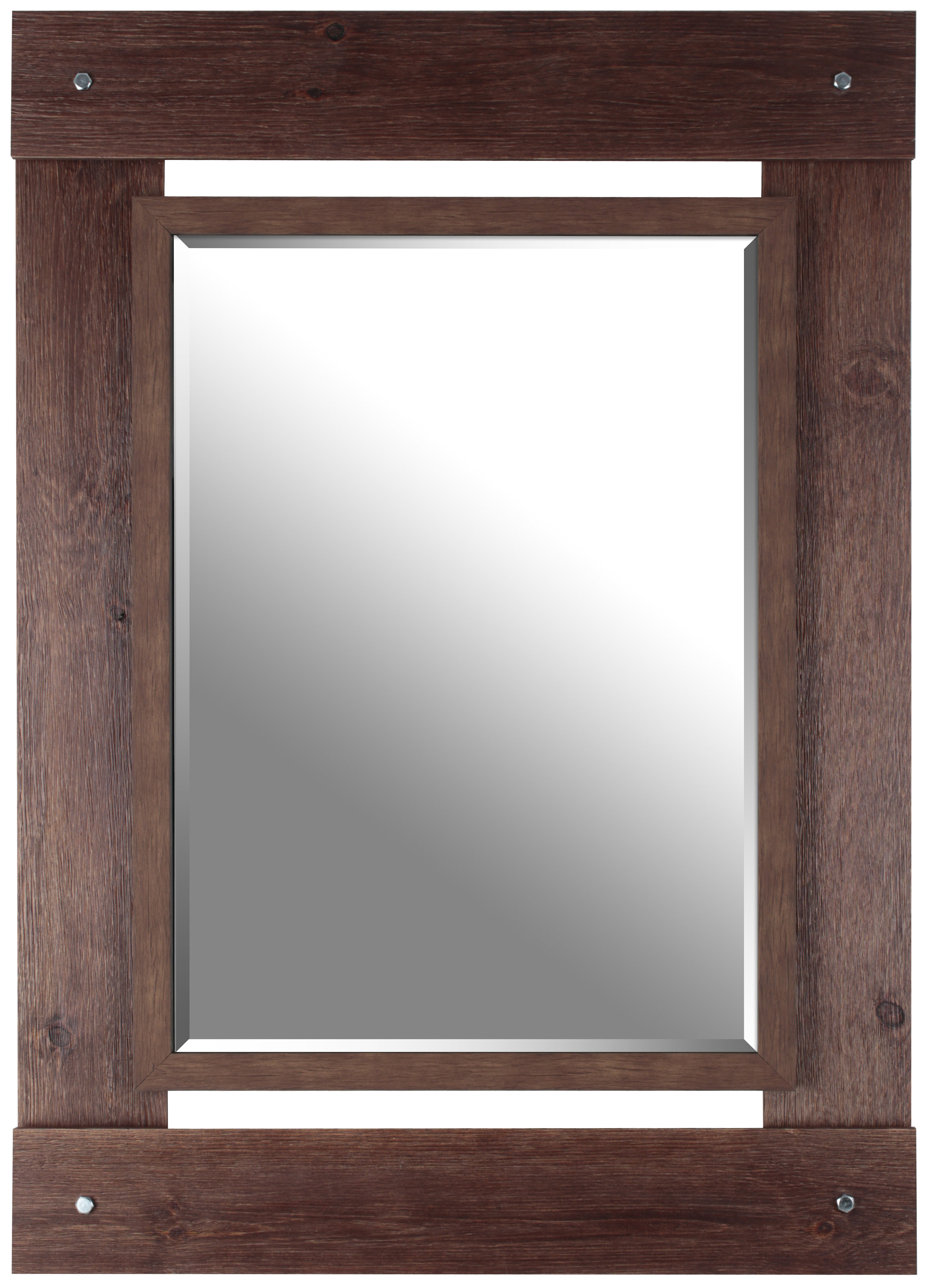 Modern & Contemporary Beveled Wall Mirror Throughout Most Popular Modern & Contemporary Beveled Wall Mirrors (View 7 of 20)