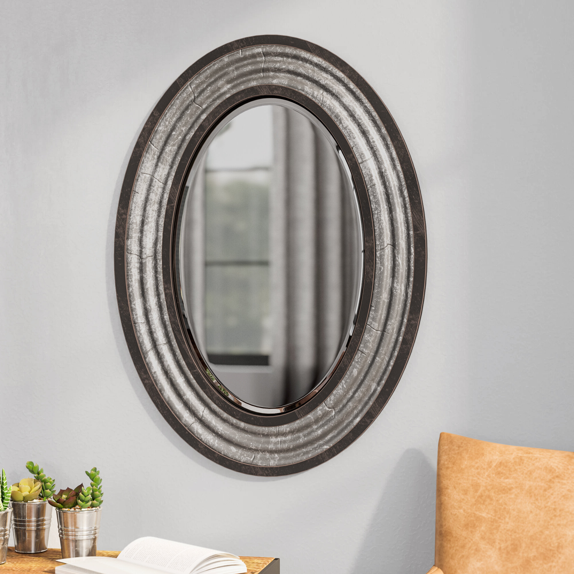 Modern & Contemporary Beveled Wall Mirrors In Popular Modern & Contemporary Beveled Wall Mirror (Gallery 1 of 20)