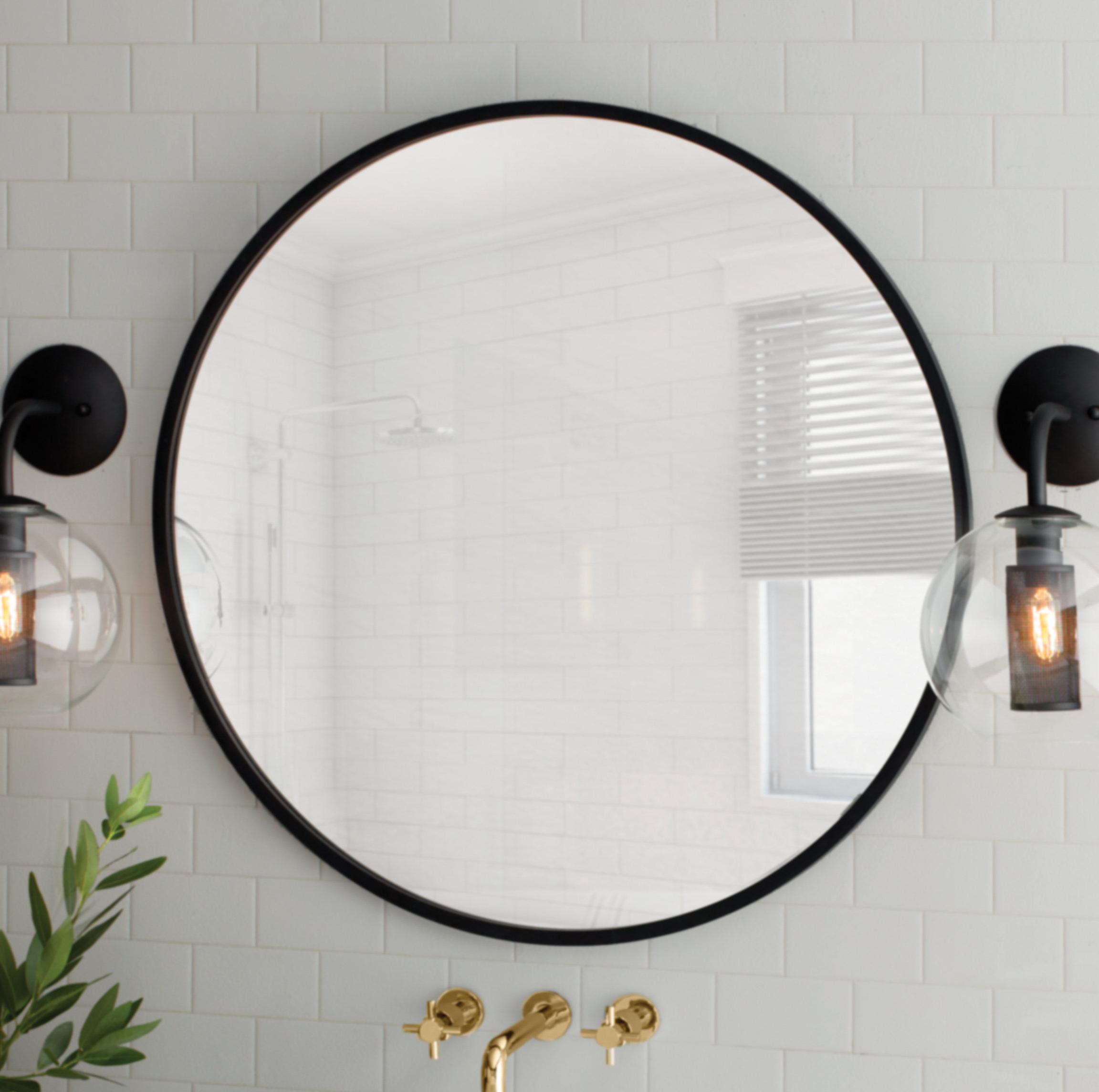Modern & Contemporary Teardrop Mirror (View 11 of 20)