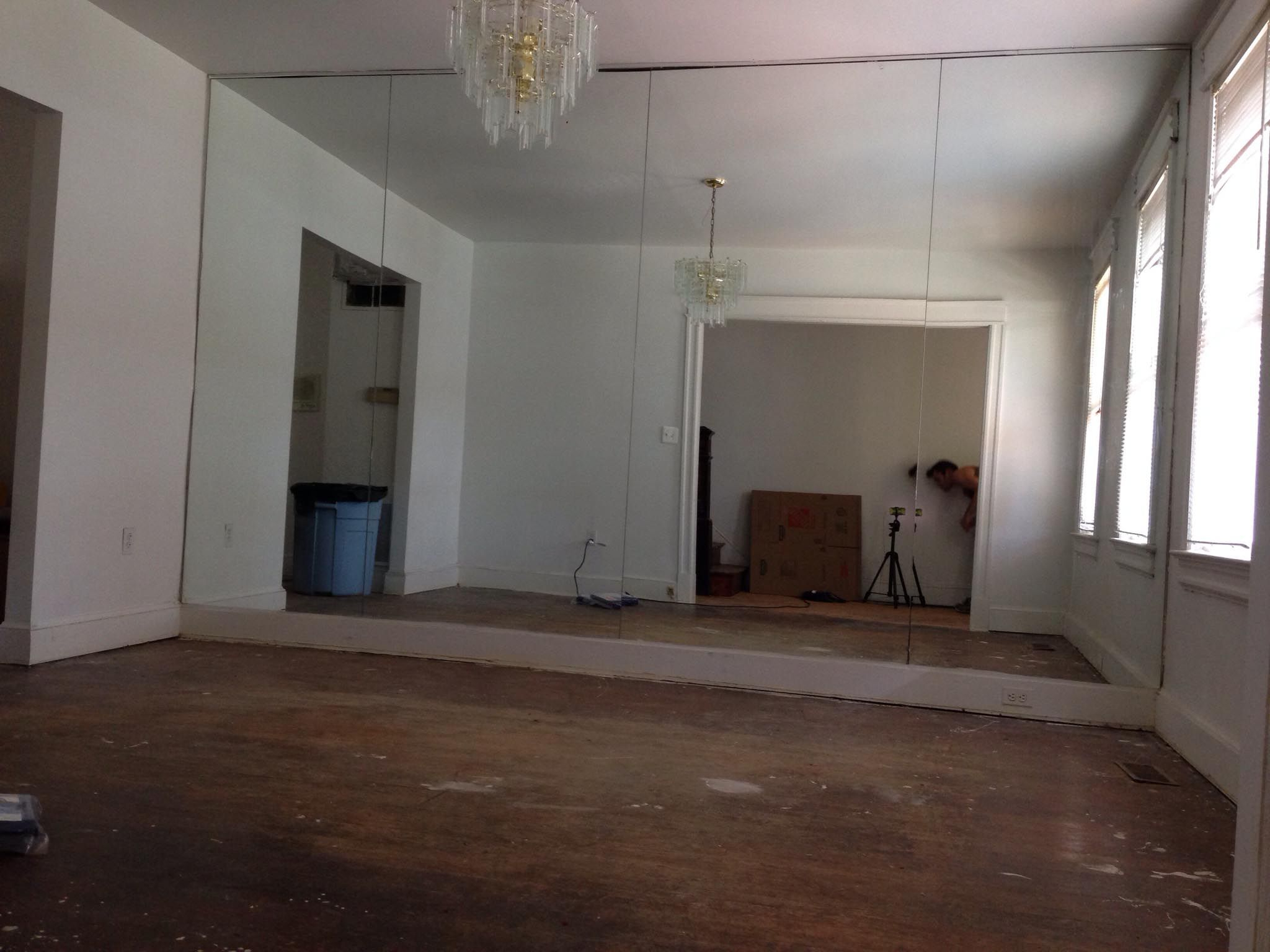 Most Current Floor To Wall Mirrors Pertaining To Large Floor To Ceiling Wall Mirrors (View 3 of 20)