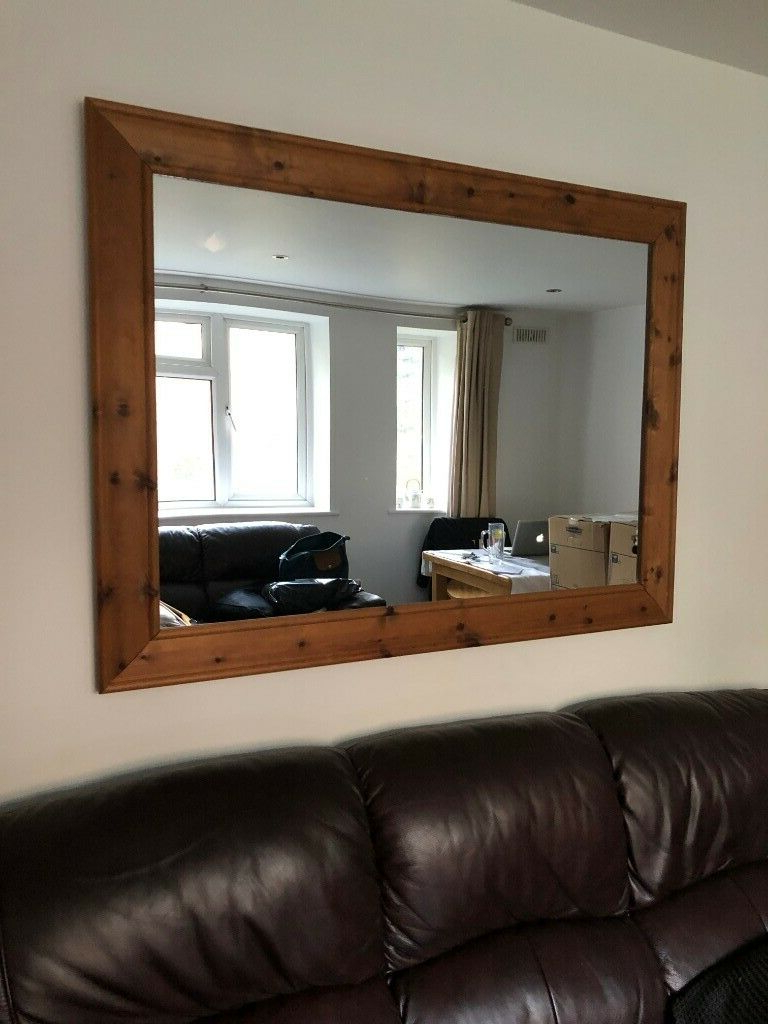 Most Current Frames For Wall Mirrors Intended For Wooden Frames Wall Mirror (View 10 of 20)