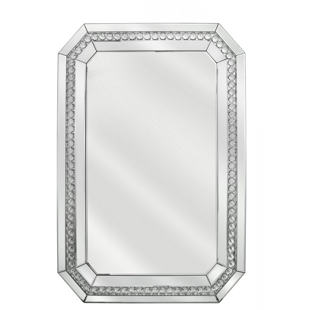 Most Current Lights2go Mir 007 Mr Trinity Crystal Wall Mirror Within Crystal Wall Mirrors (View 9 of 20)