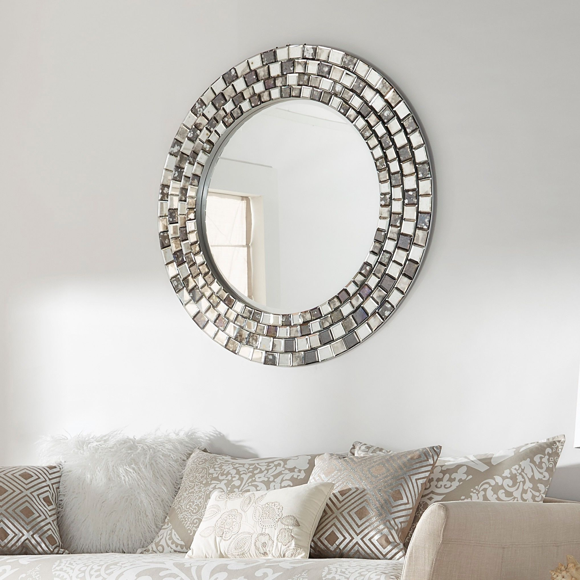 Most Current Mirror Home Goods : Free Shipping On Orders Over $45 At Overstock Inside Home Goods Wall Mirrors (View 11 of 20)