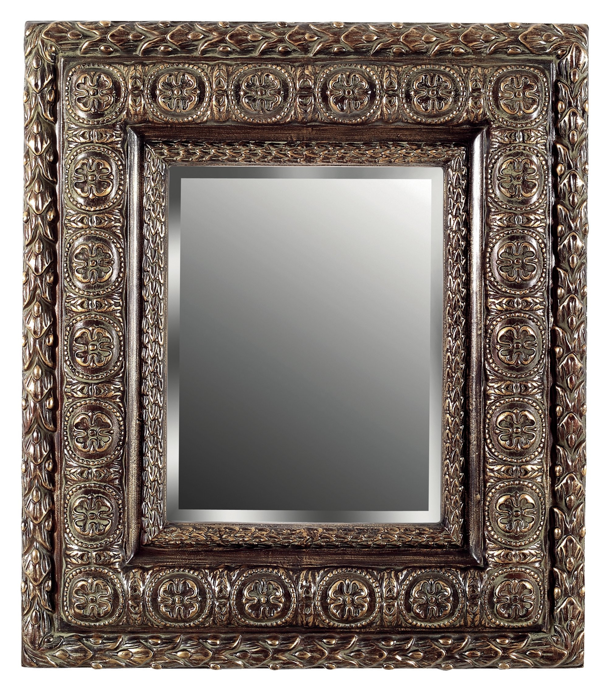 Most Current Sansa Accent Wall Mirror Inside Boyers Wall Mirrors (View 15 of 20)