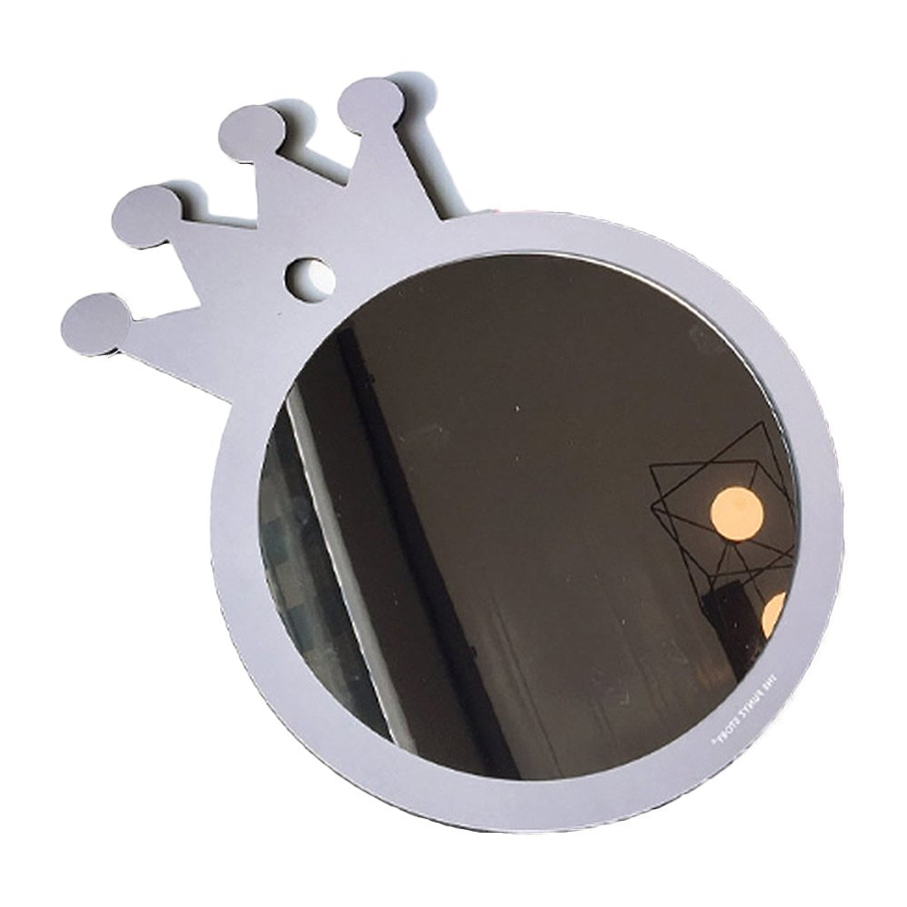 Most Current Unbreakable Wall Mirrors Pertaining To Amazon: Funyz Cnc Unbreakable Princess Mirror For Child (View 3 of 20)