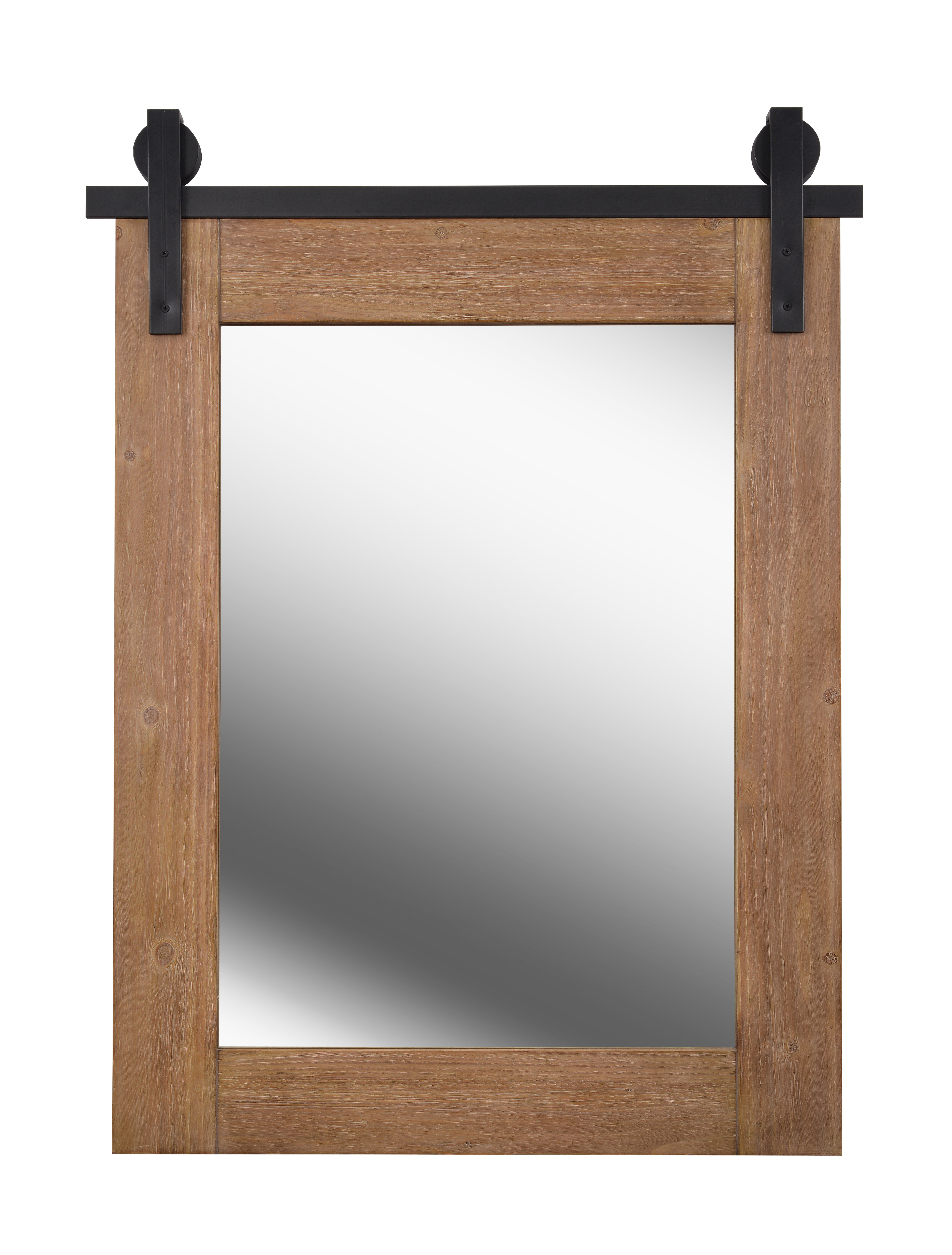 Most Popular Booth Reclaimed Wall Mirrors Accent With Robson Accent Mirror (View 7 of 20)