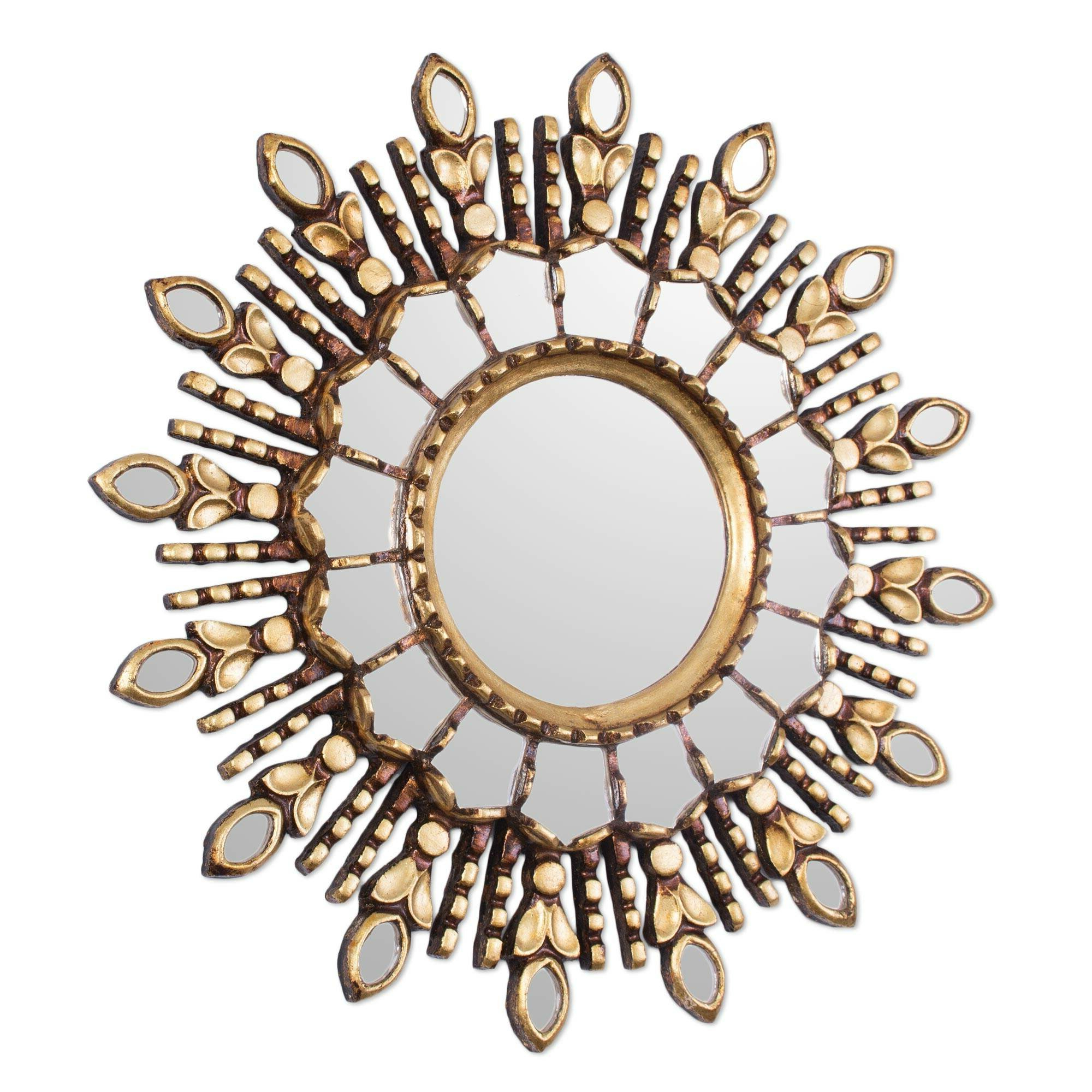 Most Popular Dandre Wall Mirrors Pertaining To Fordland Radiant Glam Wall Mirror (View 17 of 20)