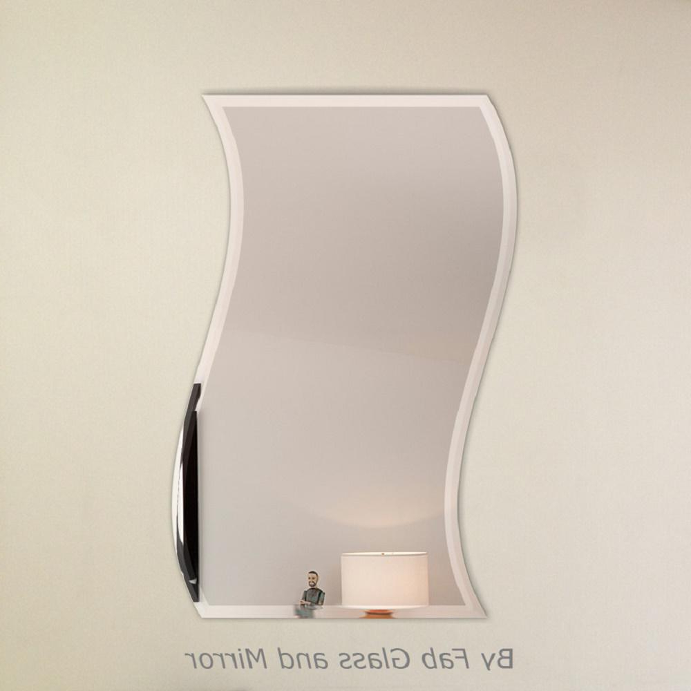 Most Popular Fab Glass And Mirror 24 In. X 36 In (View 17 of 20)