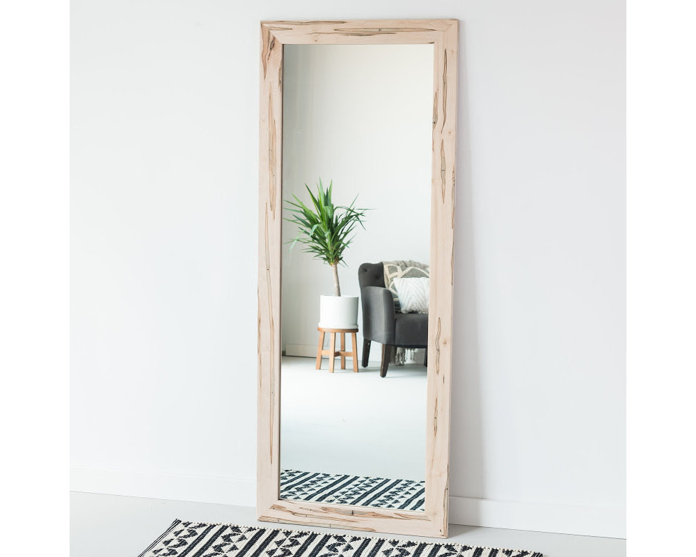 Most Popular Handcrafted Farmhouse Full Length Mirrors With Regard To 30X60 Ambrosia Wormy Maple Full Length Mirror, Floor Mirror, Wardrobe  Mirror, Leaning Mirror, Vanity Mirror, Modern, Rustic, Farmhouse (Gallery 12 of 20)