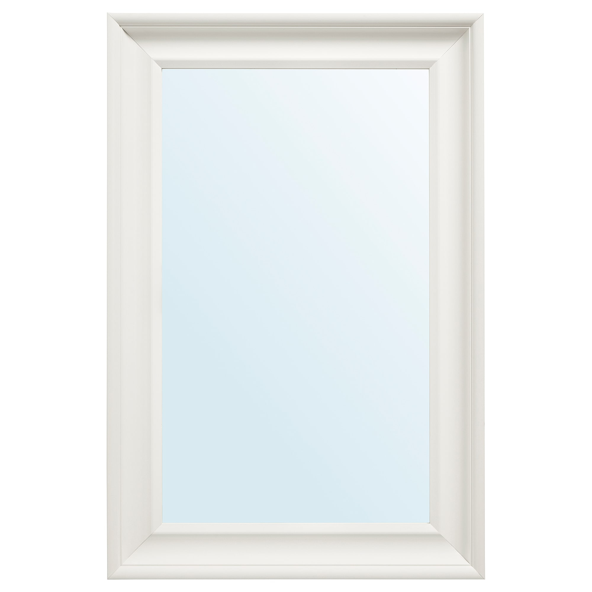 Most Popular Hemnes – Mirror, White Intended For Huge Wall Mirrors Ikea (View 10 of 20)