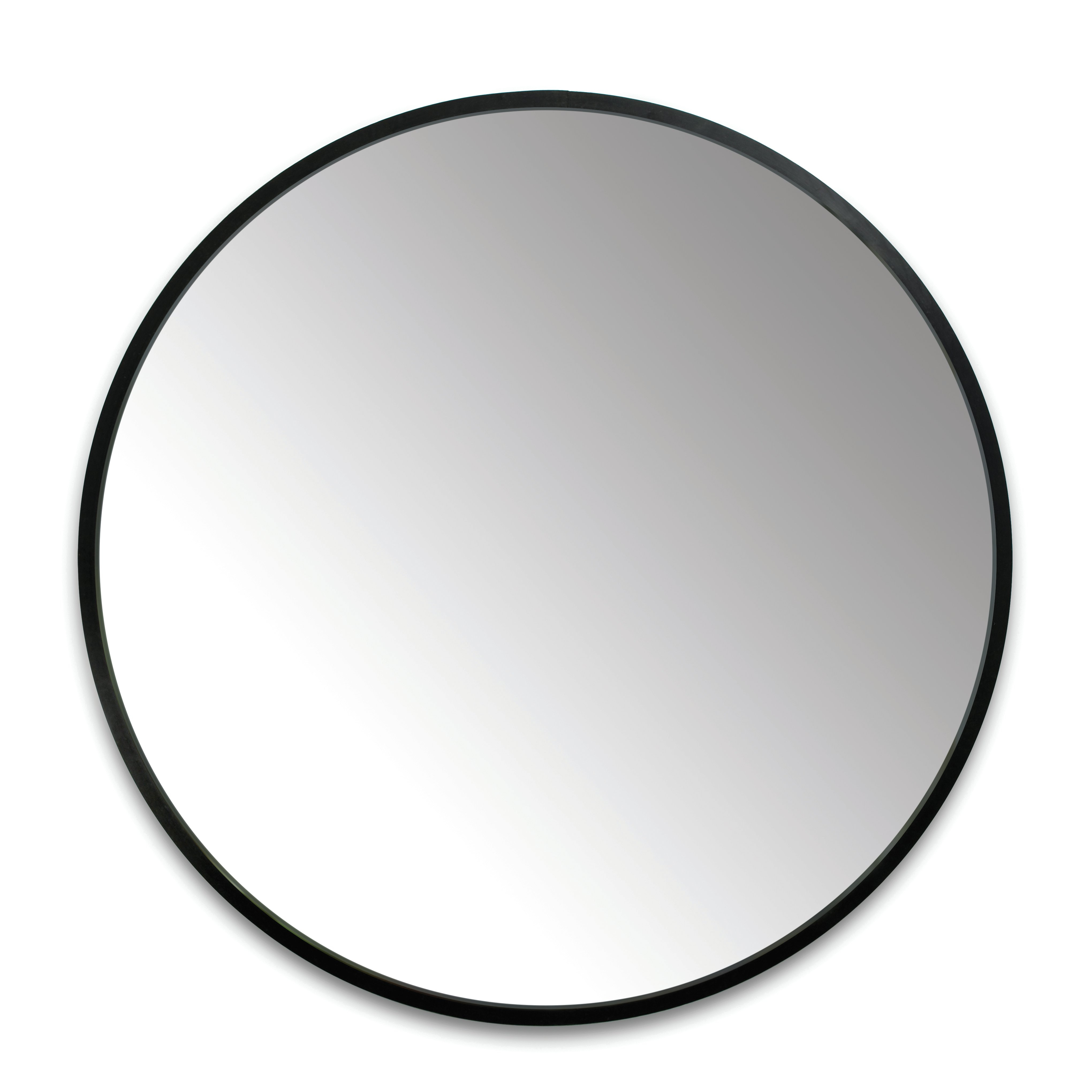 Most Popular Hub Modern And Contemporary Accent Mirror In Hub Modern And Contemporary Accent Mirrors (View 8 of 20)