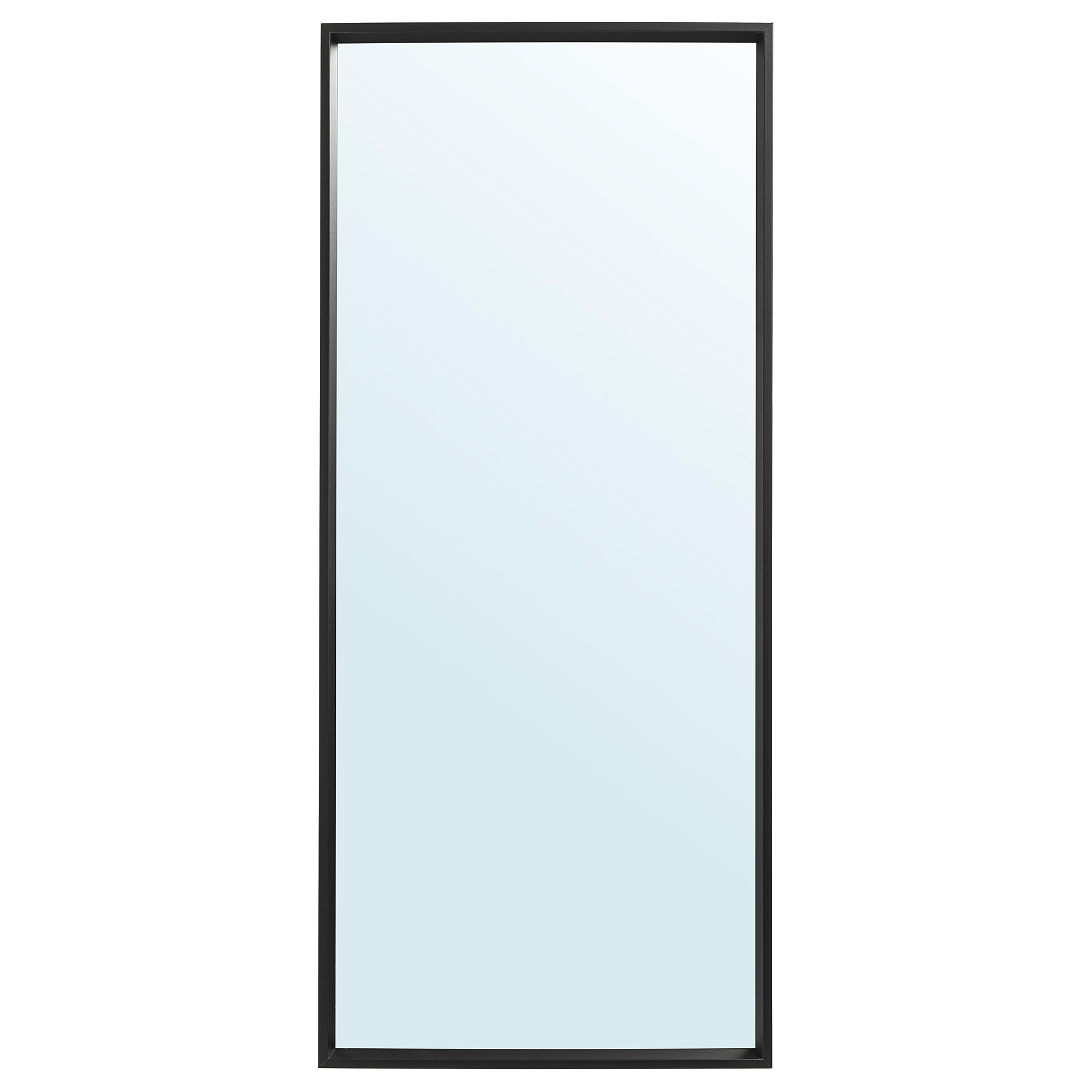 Most Popular Huge Wall Mirrors Ikea Regarding Nissedal – Mirror, White (Gallery 17 of 20)
