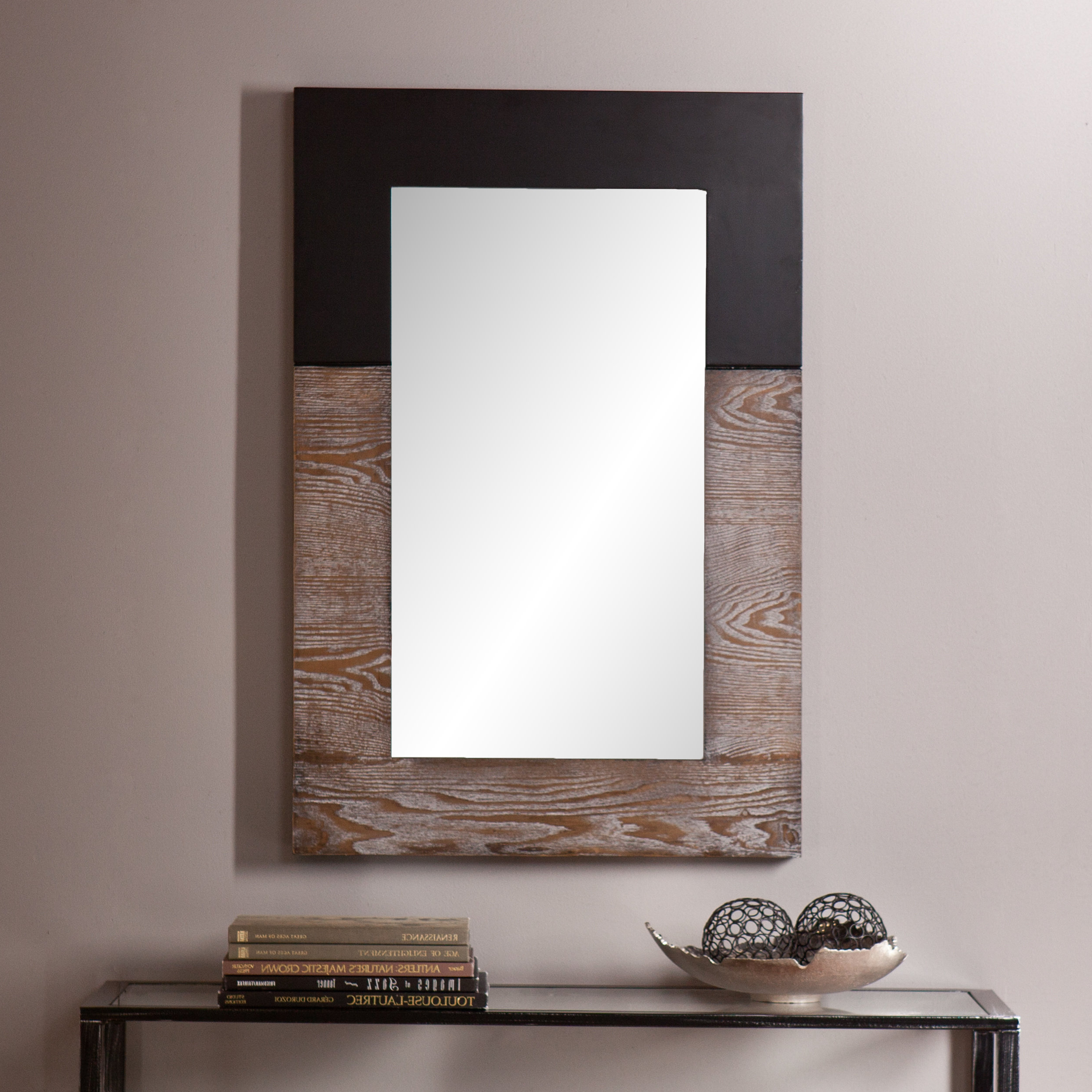 Most Popular Janie Rectangular Wall Mirrors With Regard To Rena Accent Mirror (View 10 of 20)