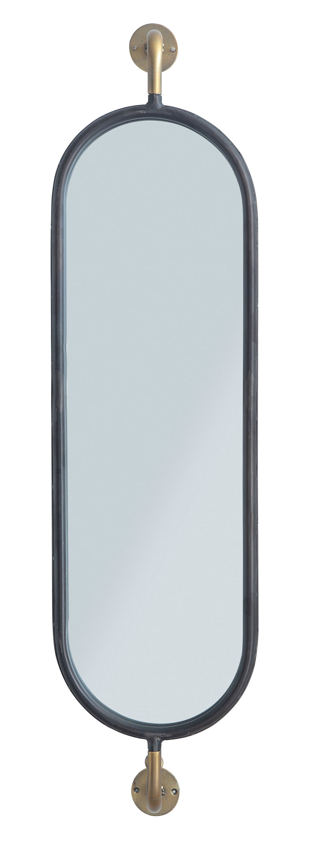 Most Popular Kadyn Modern & Contemporary Accent Mirror Inside Knott Modern & Contemporary Accent Mirrors (View 5 of 20)