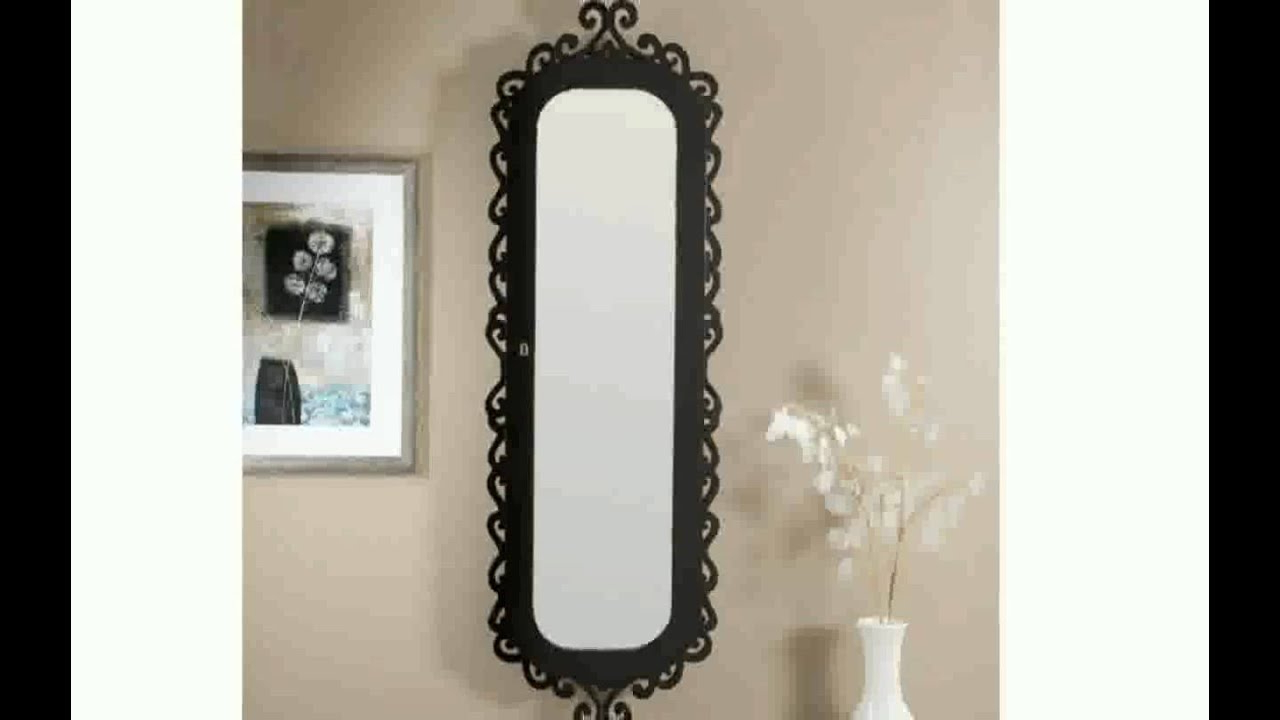 Most Popular Long Black Wall Mirrors With Regard To Bathrooms Argos Black Target Depot Bedroom Home For (View 11 of 20)