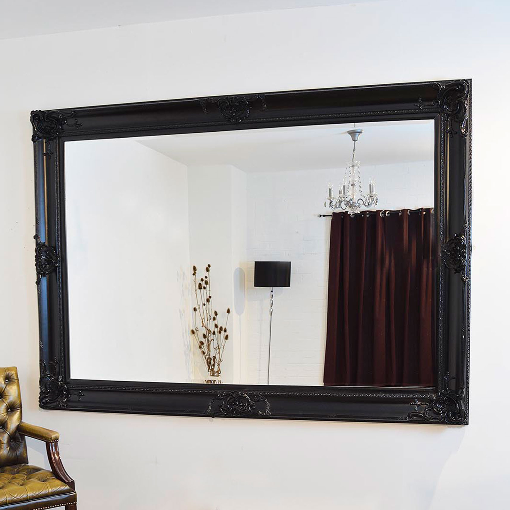 Featured Photo of Massive Wall Mirrors