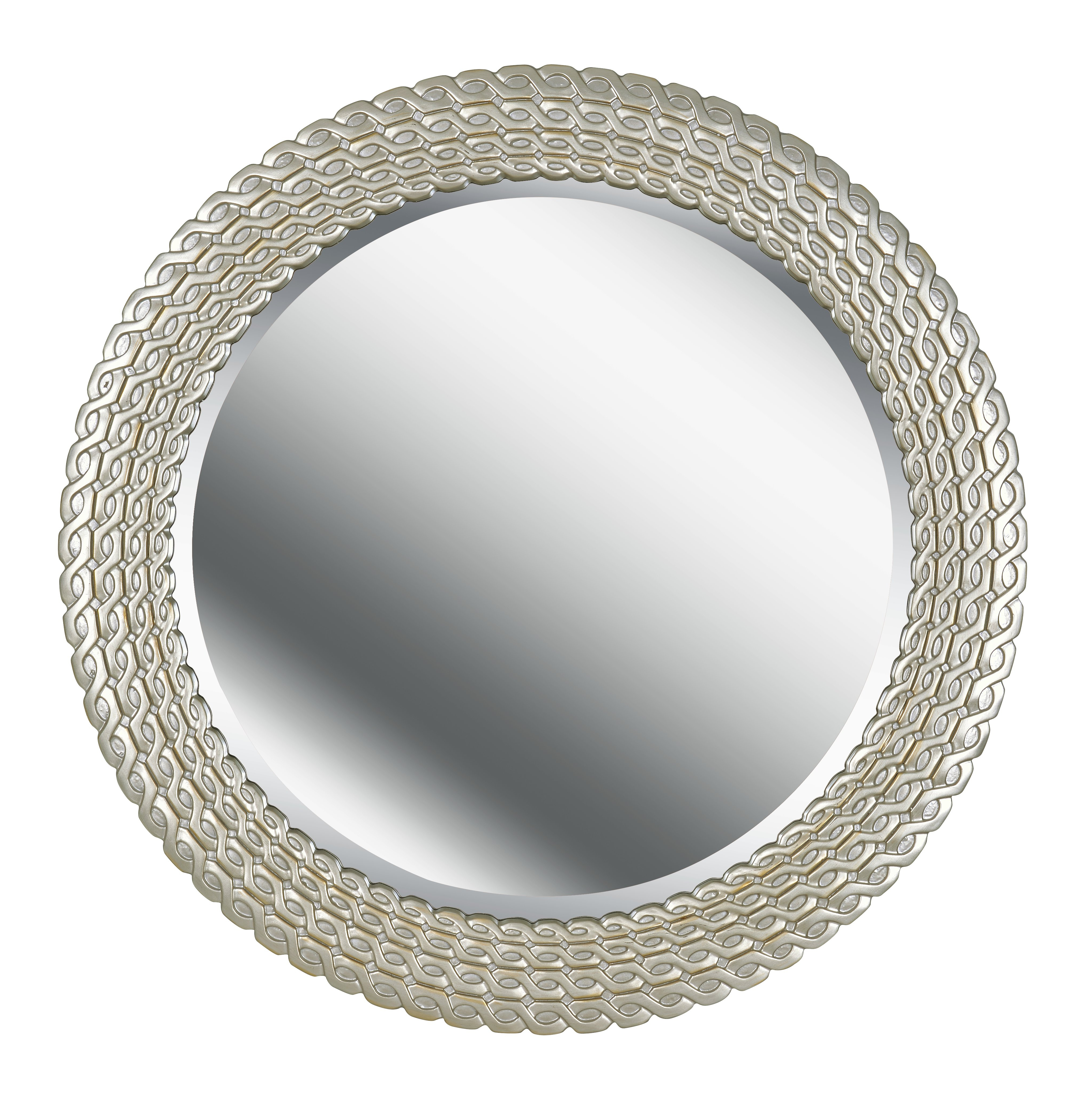 Most Popular Mcnary Accent Mirrors For Bracelet Traditional Accent Mirror (View 12 of 20)