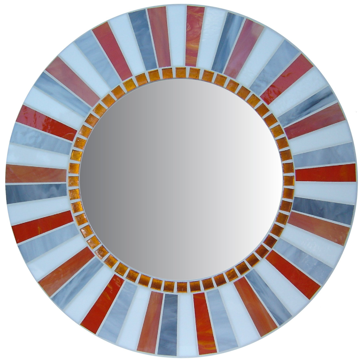Most Popular Round Mirror (View 14 of 20)